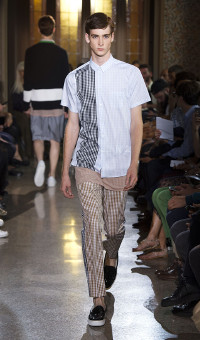 N°21 SPRING SUMMER 2015 MEN'S COLLECTION – MILANO FASHION WEEK