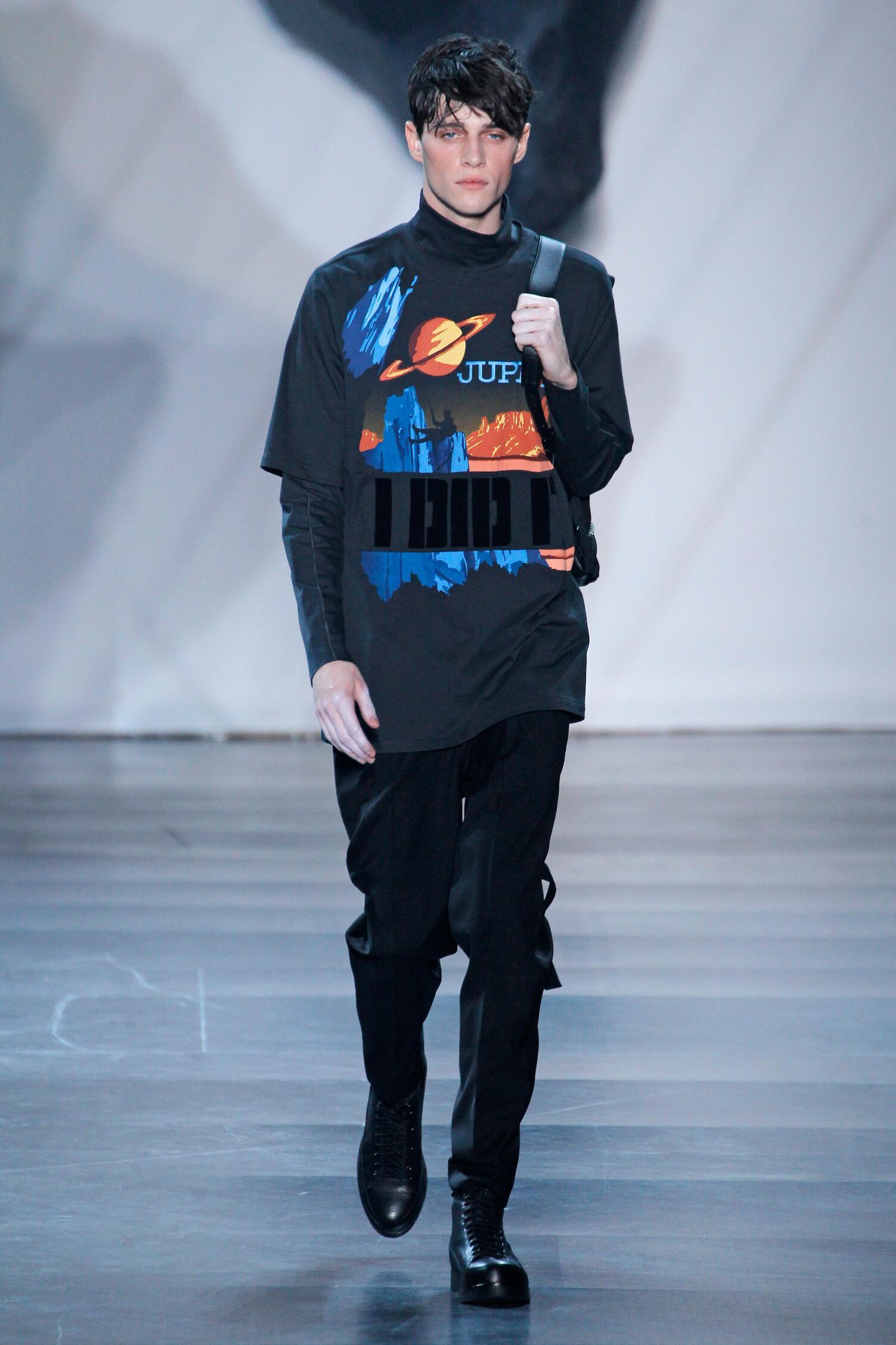 Phillip Lim Fall Winter 2015 16 Men's Collection Paris Fashion Week Fashion Show
