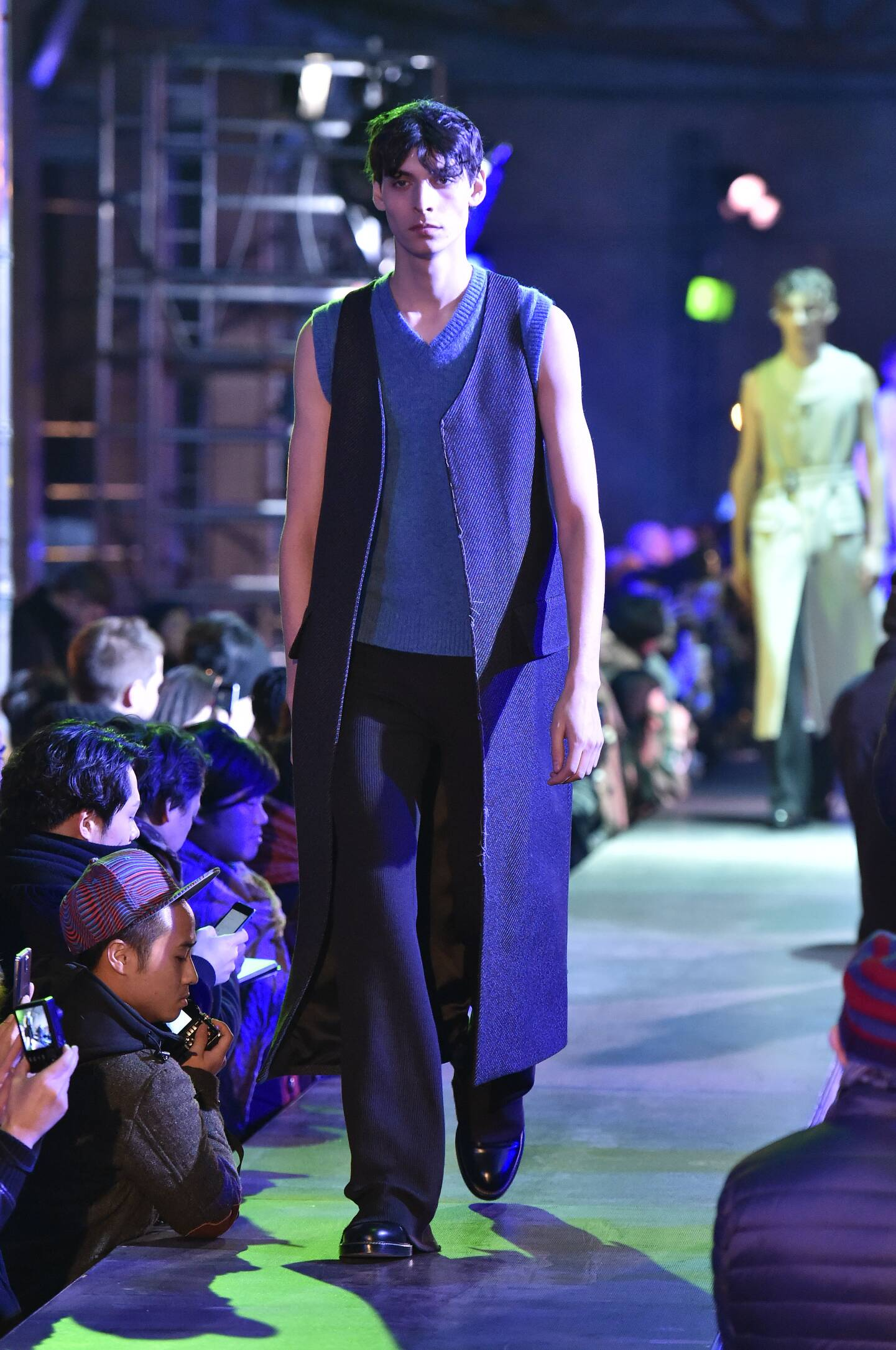 Raf Simons Collection Fall 2015 Catwalk
