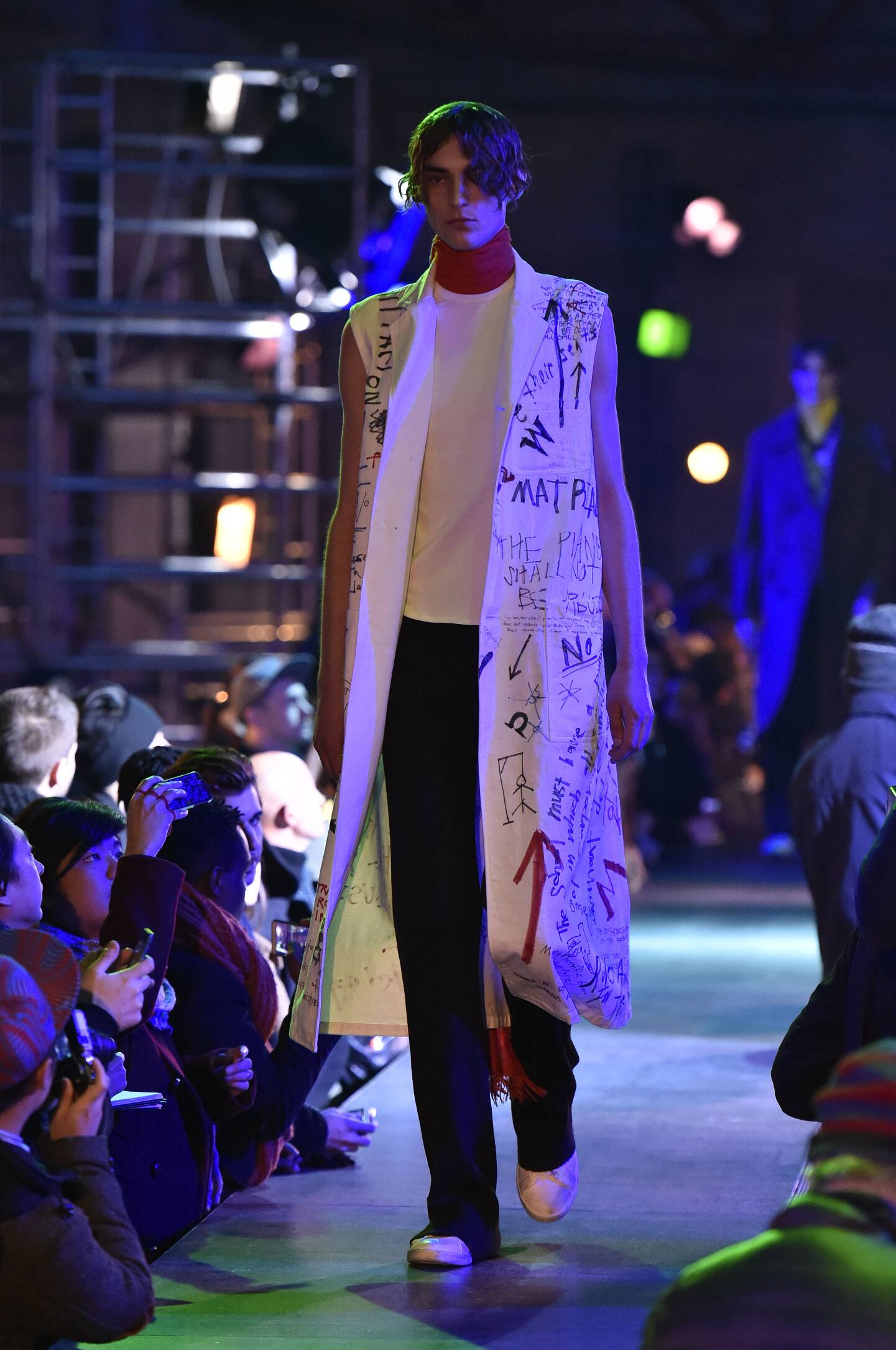Raf Simons Collection Fashion Trends