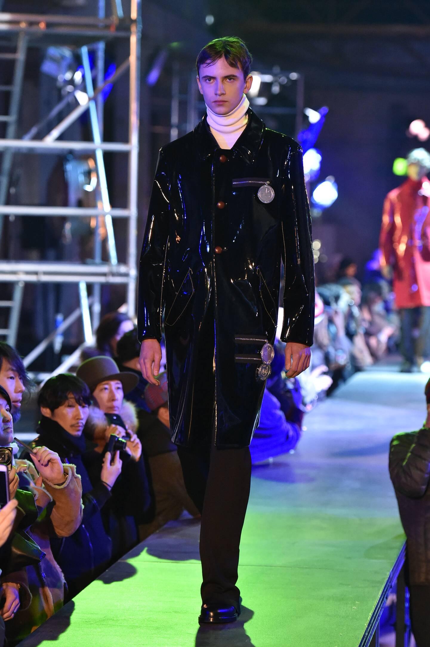 Raf Simons Menswear 2015