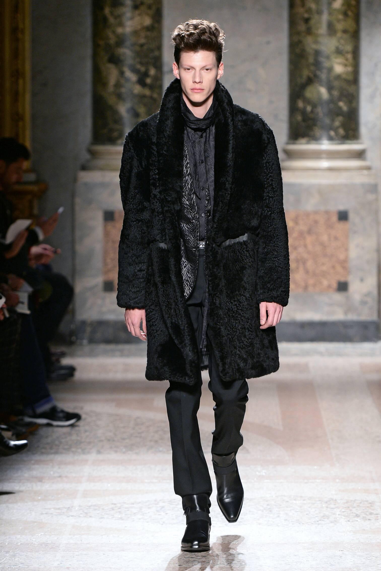 Roberto Cavalli Collection Man Style