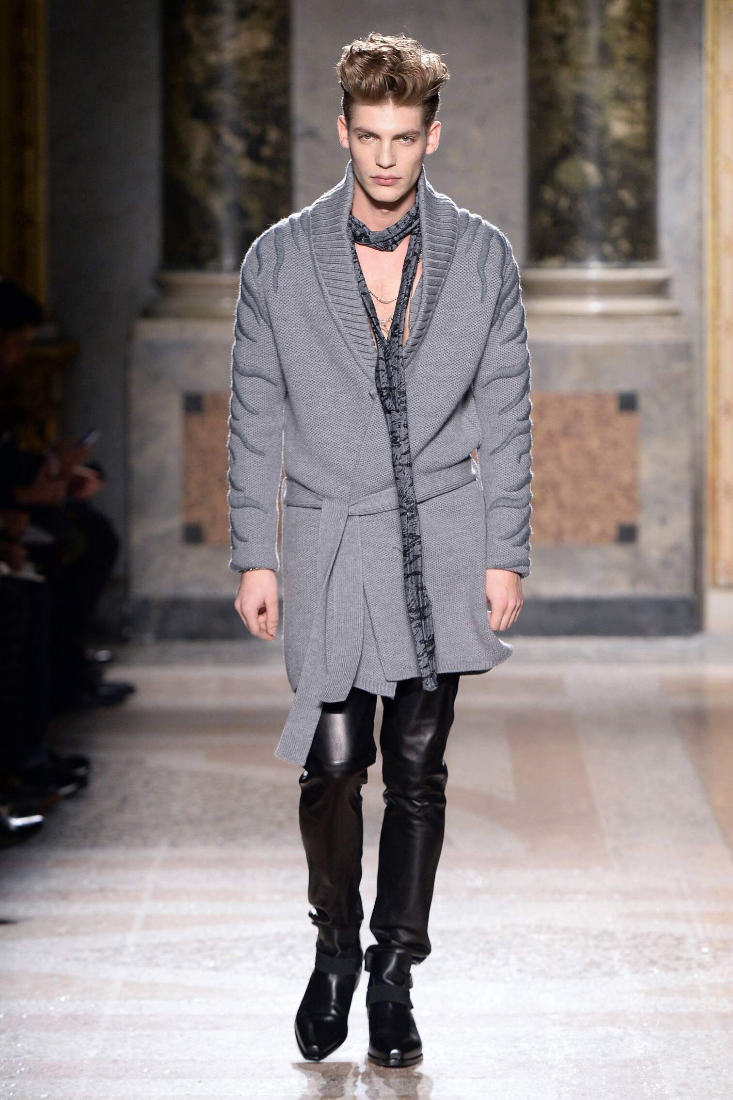Roberto Cavalli Men's Collection 2015 2016