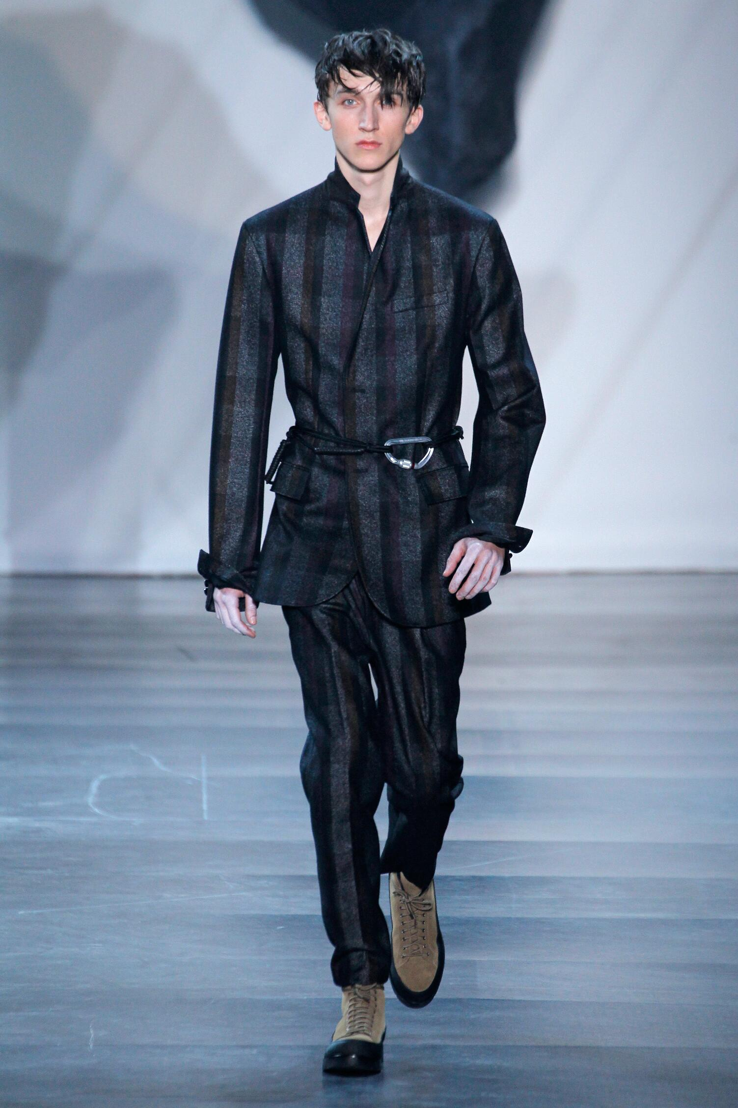 Runway 3.1 Phillip Lim Fall Winter 2015 16 Men's Collection Paris Fashion Week