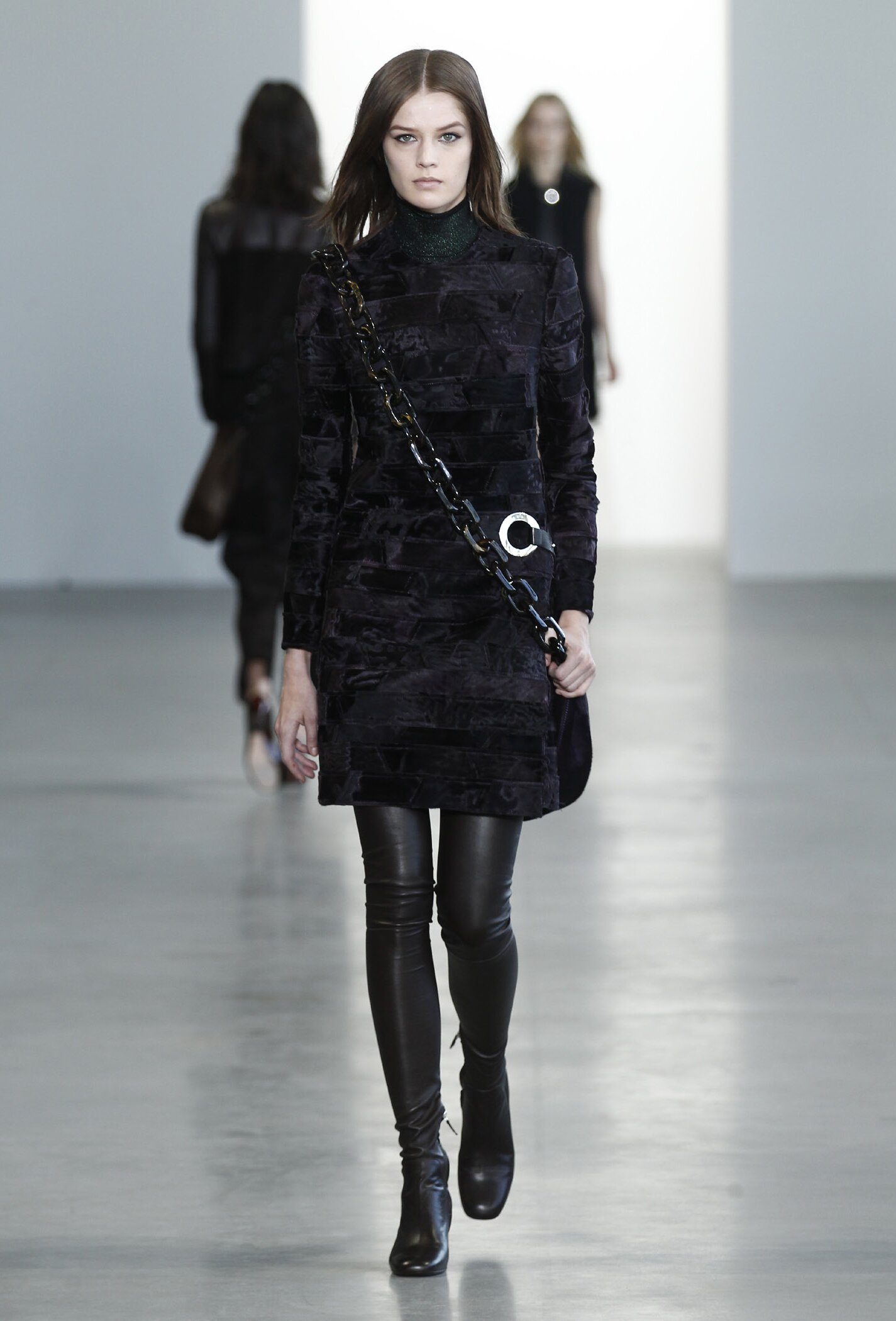 Runway Calvin Klein Fall Winter 2015 16 Women's Collection New York Fashion Week