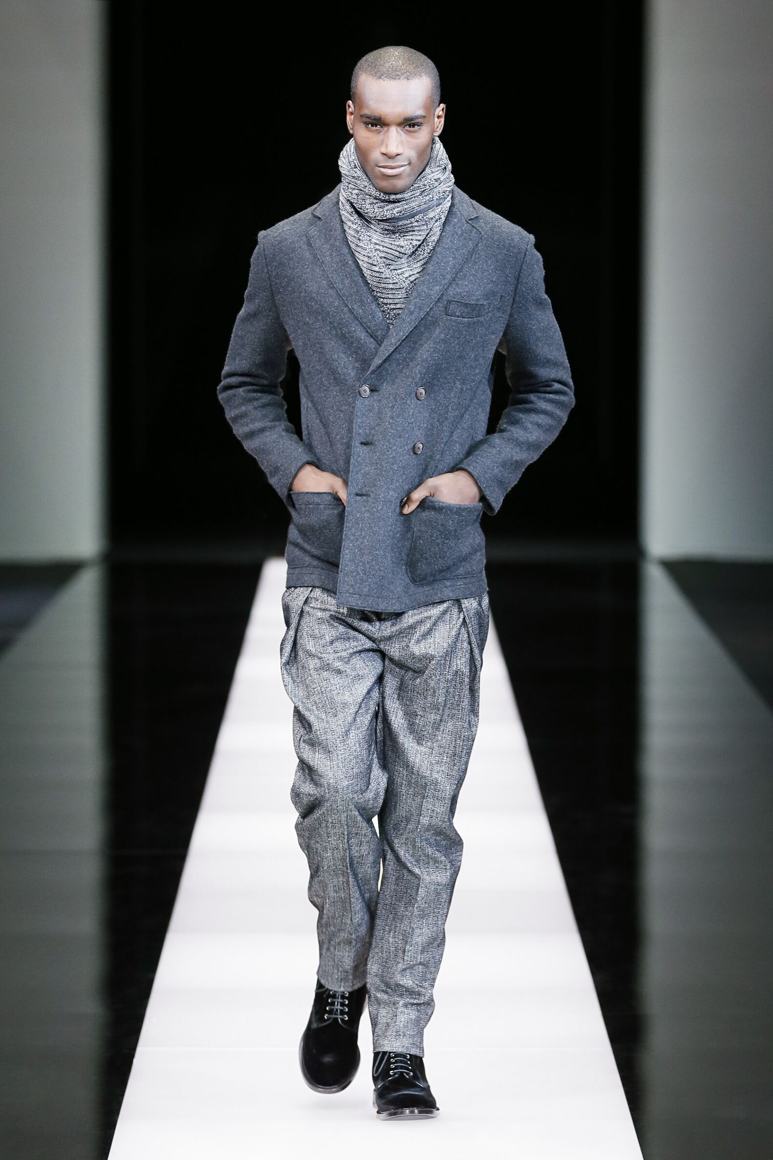Giorgio Armani Fall Winter 2015 16 Men S Collection The