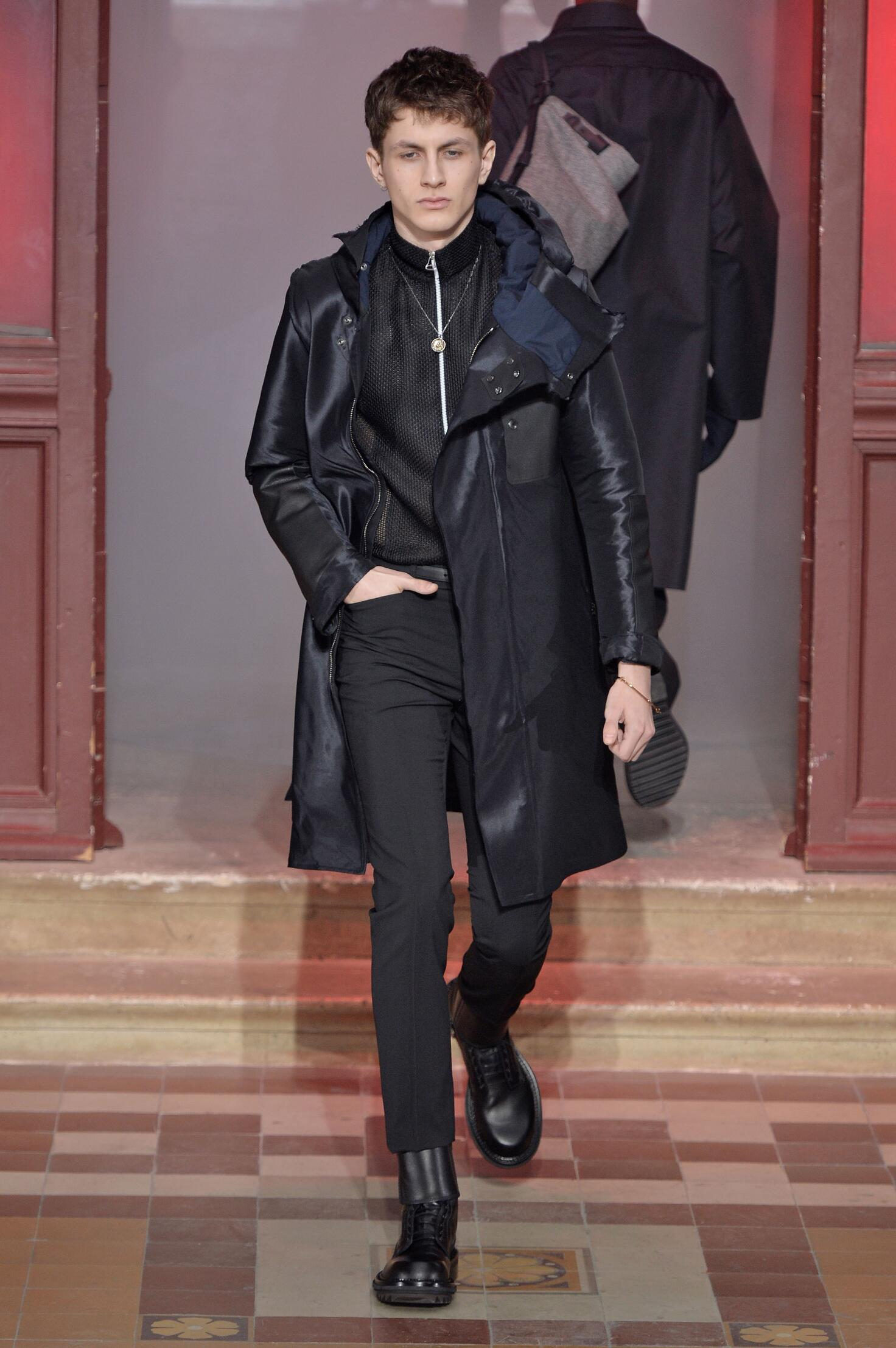 Runway Lanvin Fashion Show Winter 2015