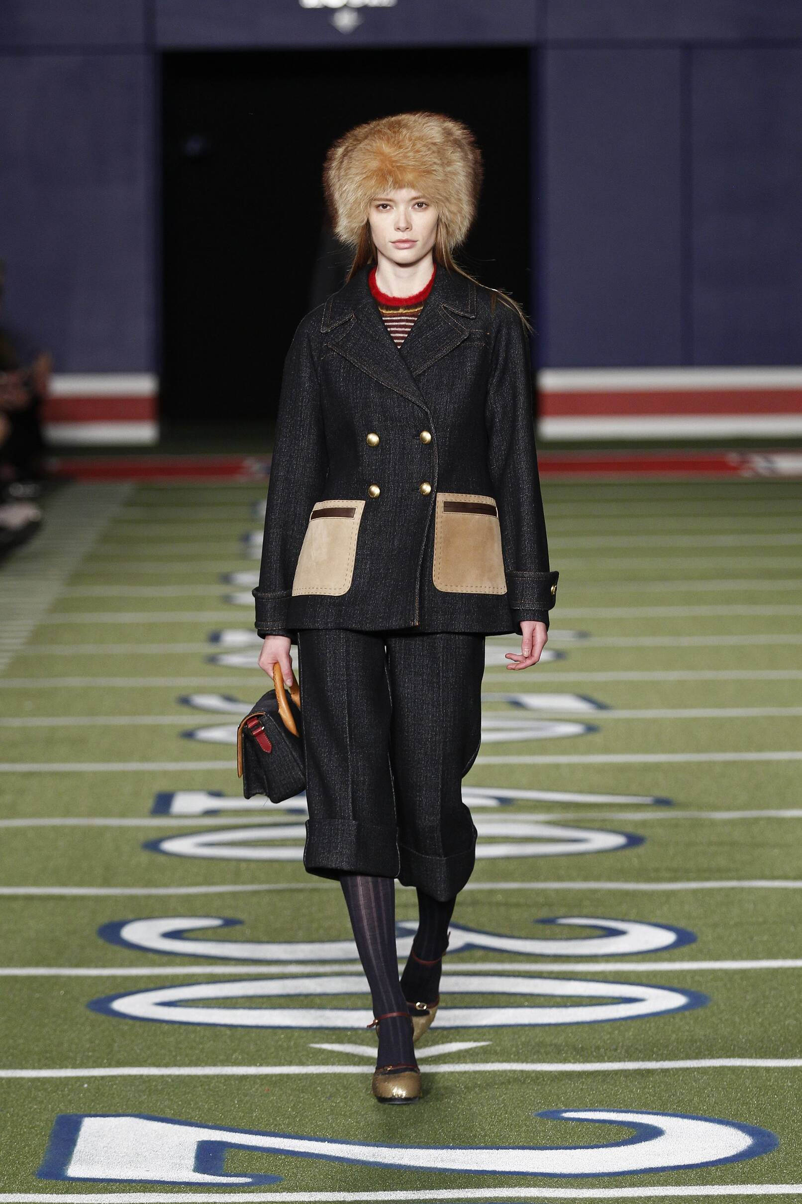Runway Tommy Hilfiger Fashion Show Winter 2015