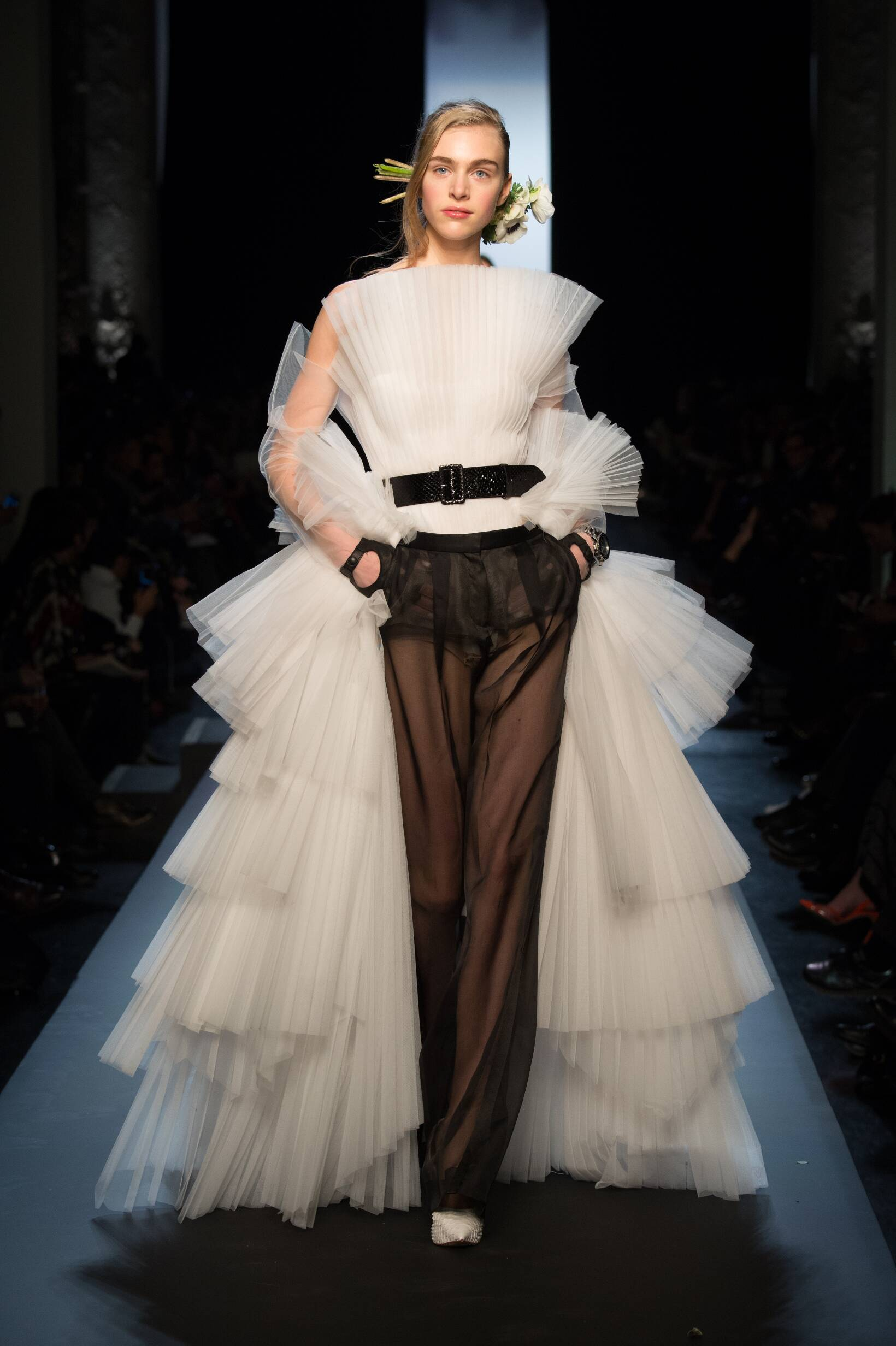 SS 2015 Jean Paul Gaultier Haute Couture Collection Fashion Show