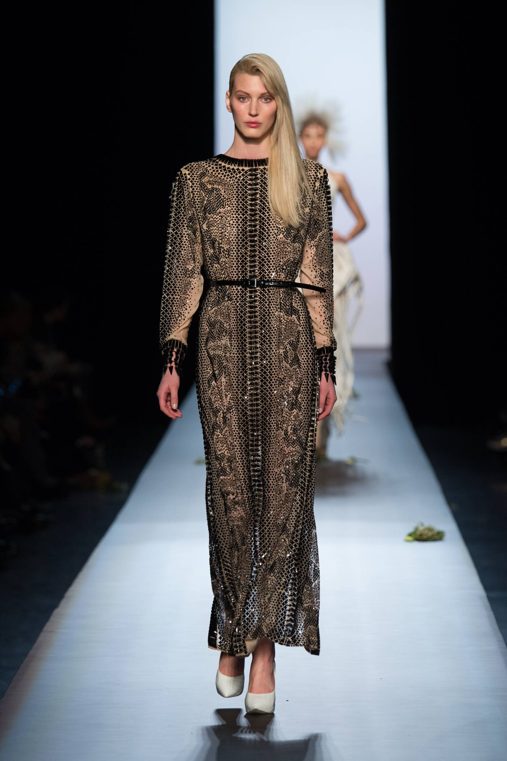 SS Jean Paul Gaultier Haute Couture Collection Fashion Womenswear