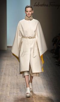 SALVATORE FERRAGAMO SPRING SUMMER 2015 WOMEN'S COLLECTION – MILANO FASHION WEEK