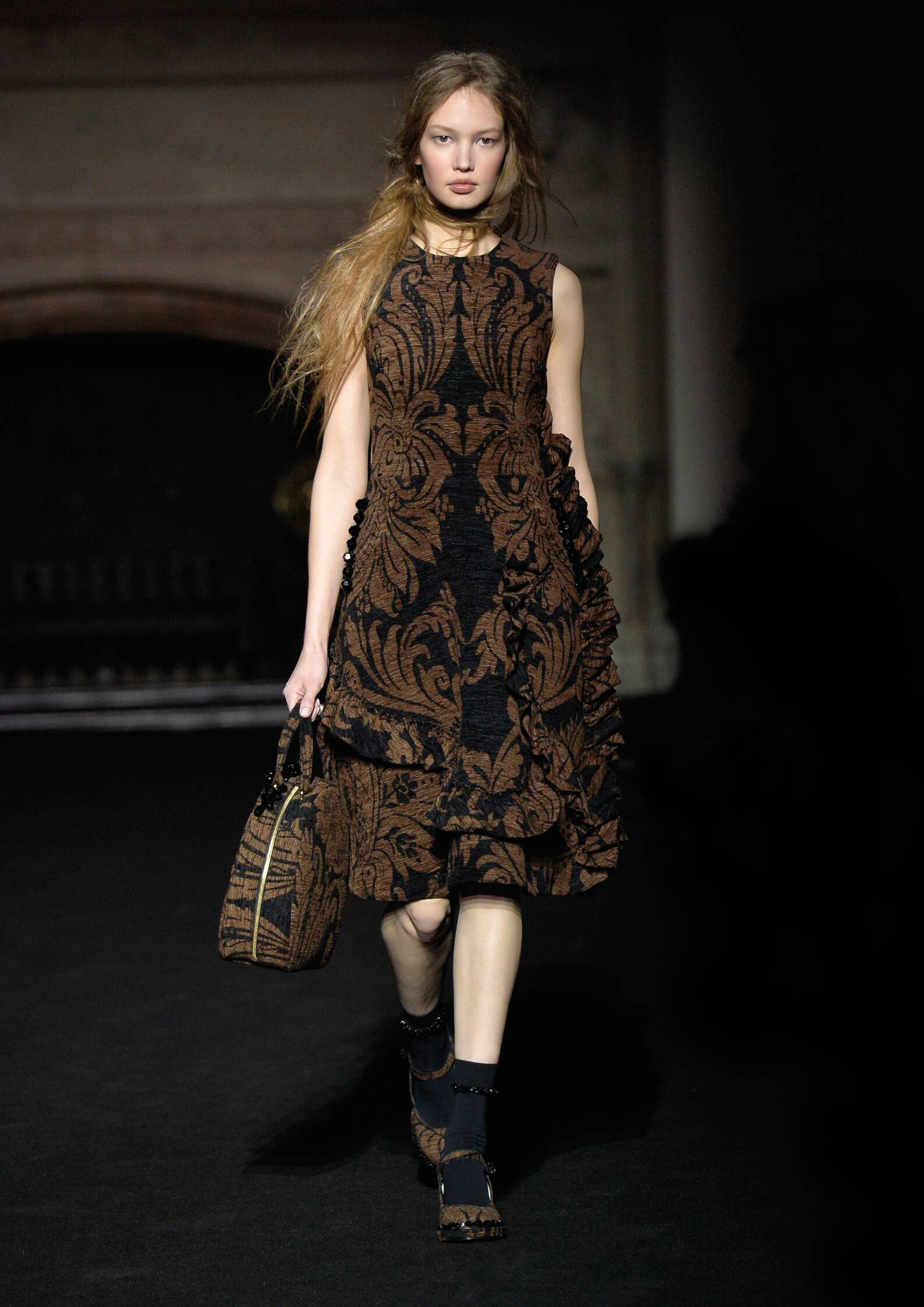 Simone Rocha Collection Catwalk