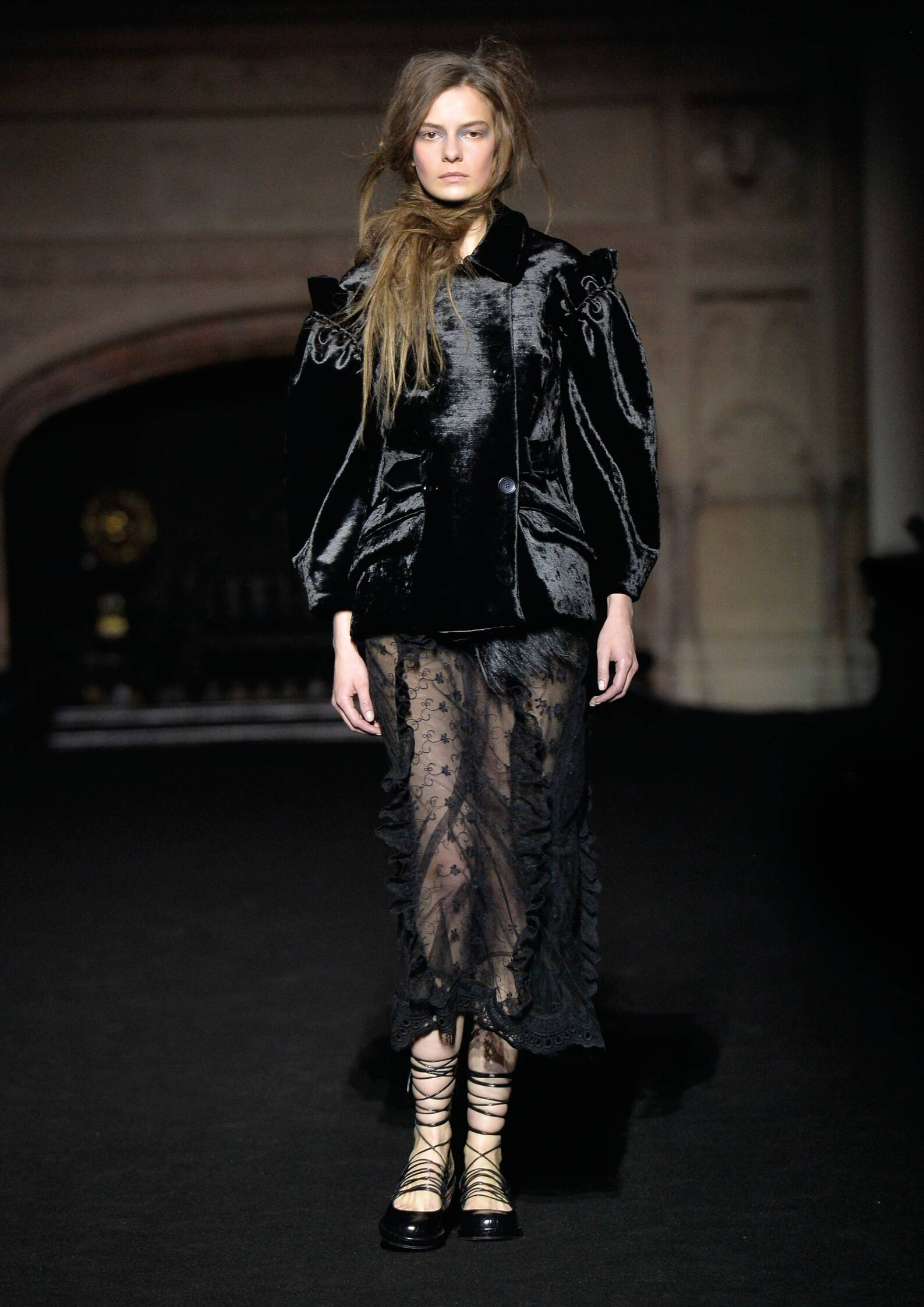 Simone Rocha Collection London Fashion Week Womenswear