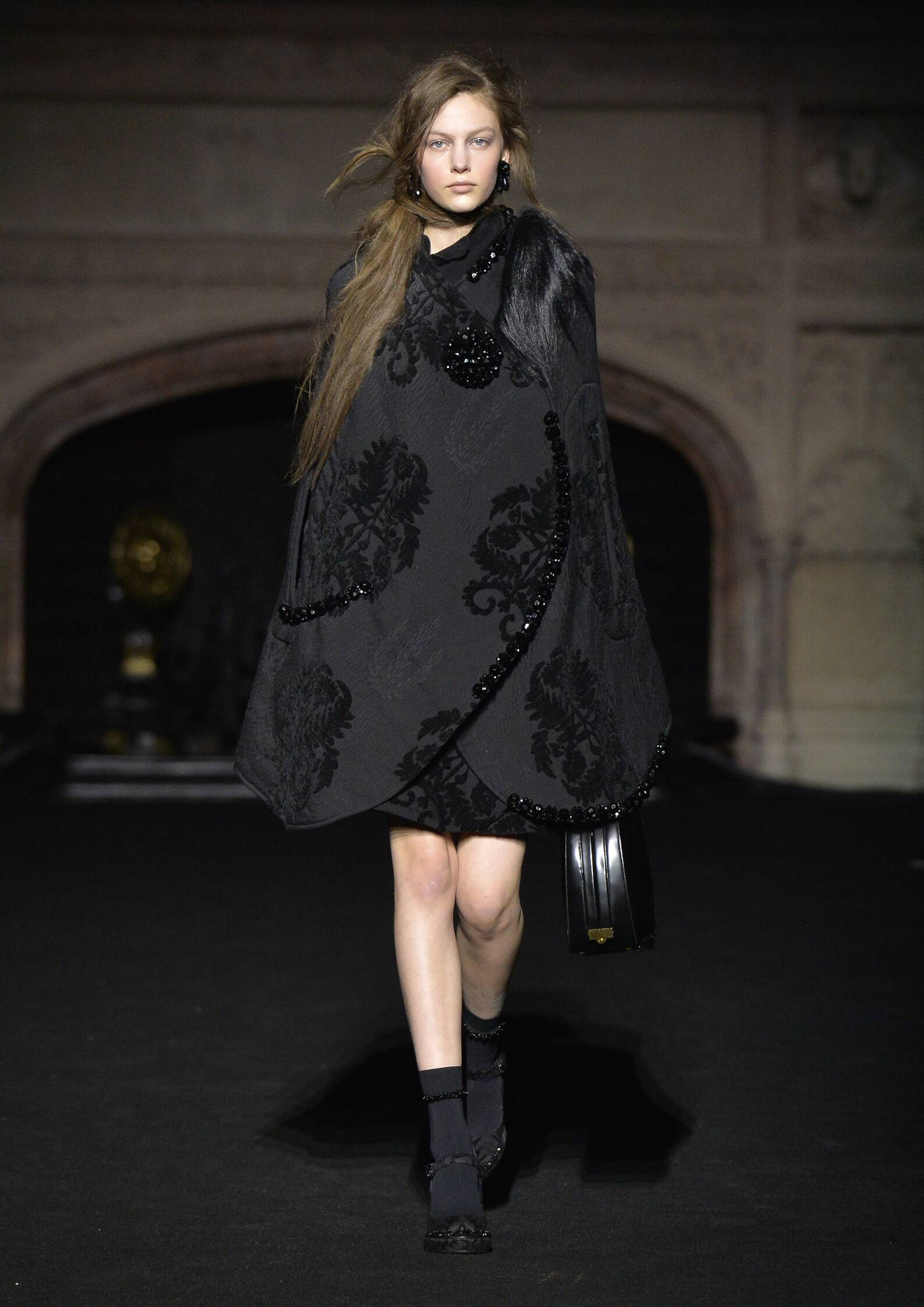 Simone Rocha Fall Winter 2015 16 Women's Collection London Fashion Week Fashion Show