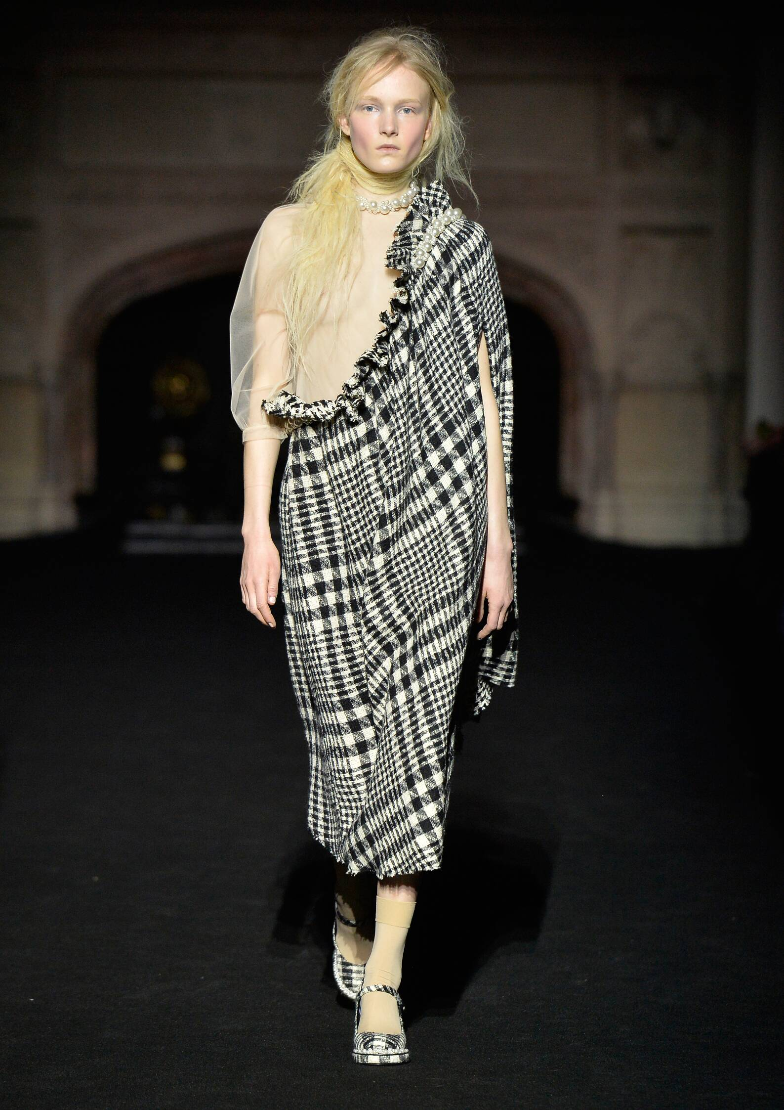 Simone Rocha Fall Winter 2015 16 Womens Collection London Fashion Week