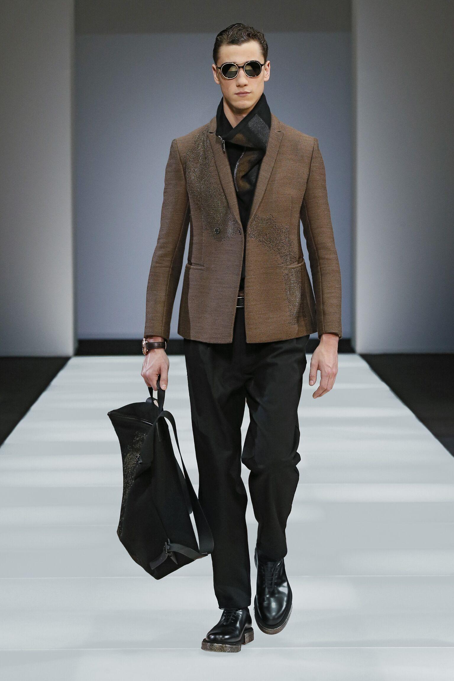 Style Man Emporio Armani Collection