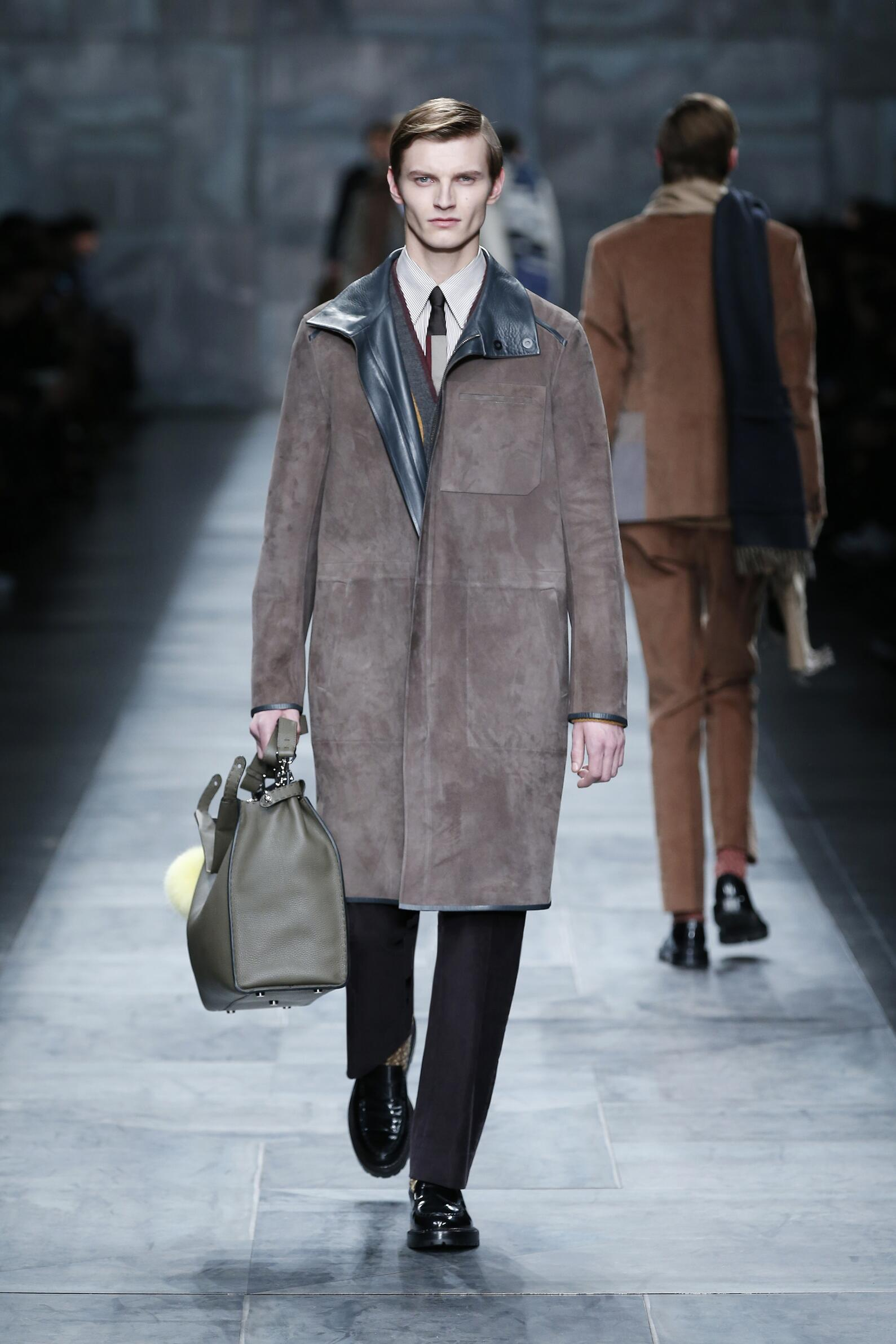 Style Man Fendi Collection