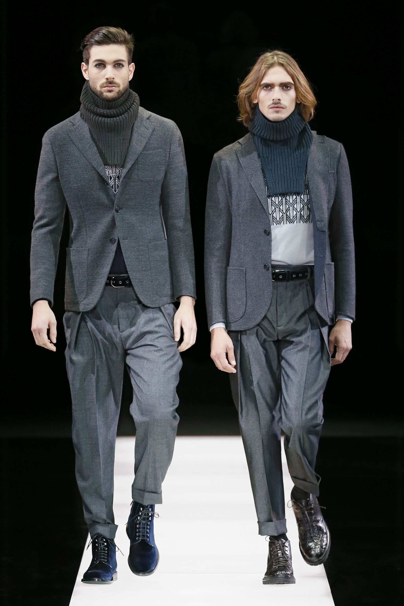 Style Men Giorgio Armani Collection