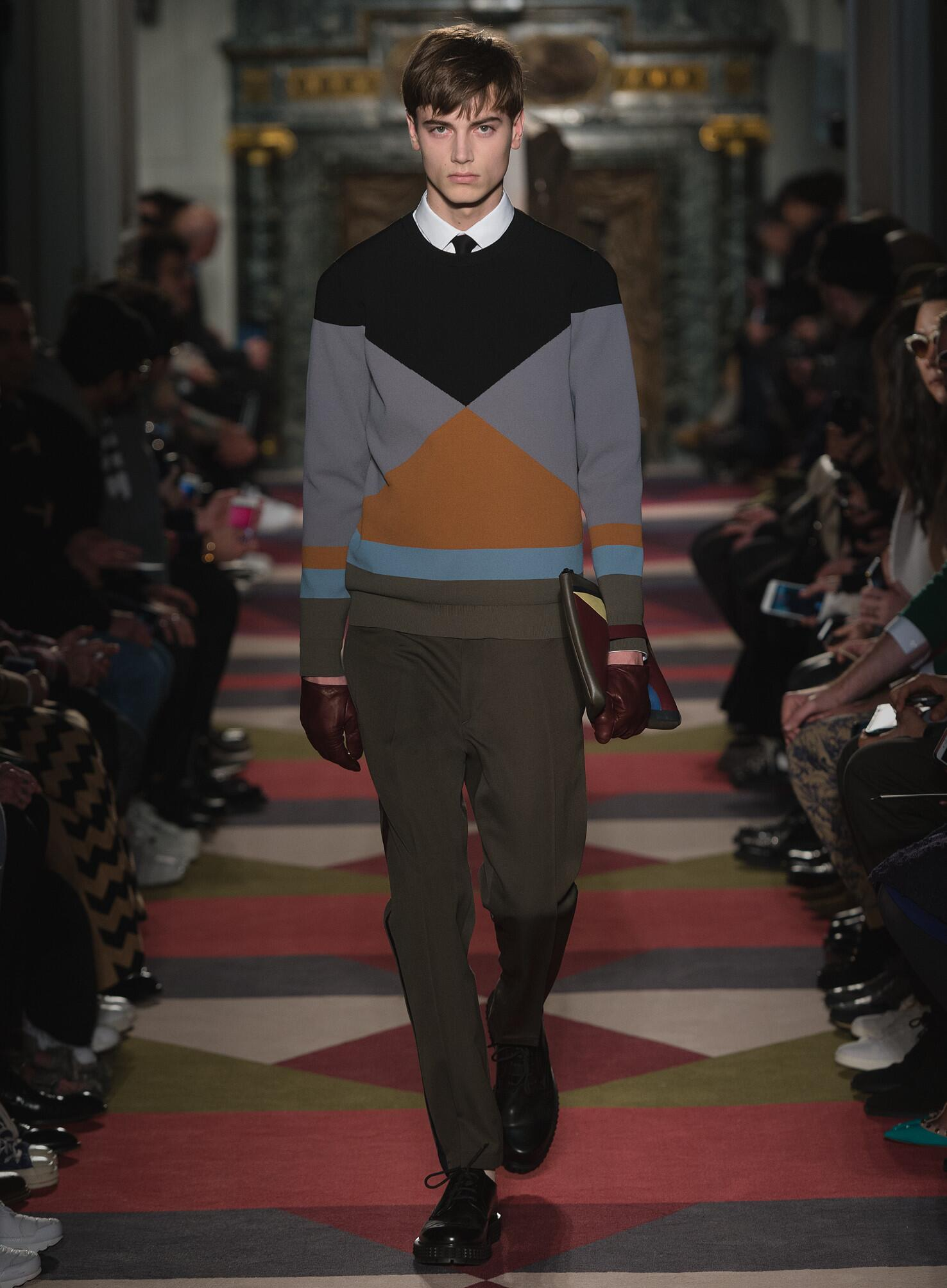 Style Men Valentino Collection