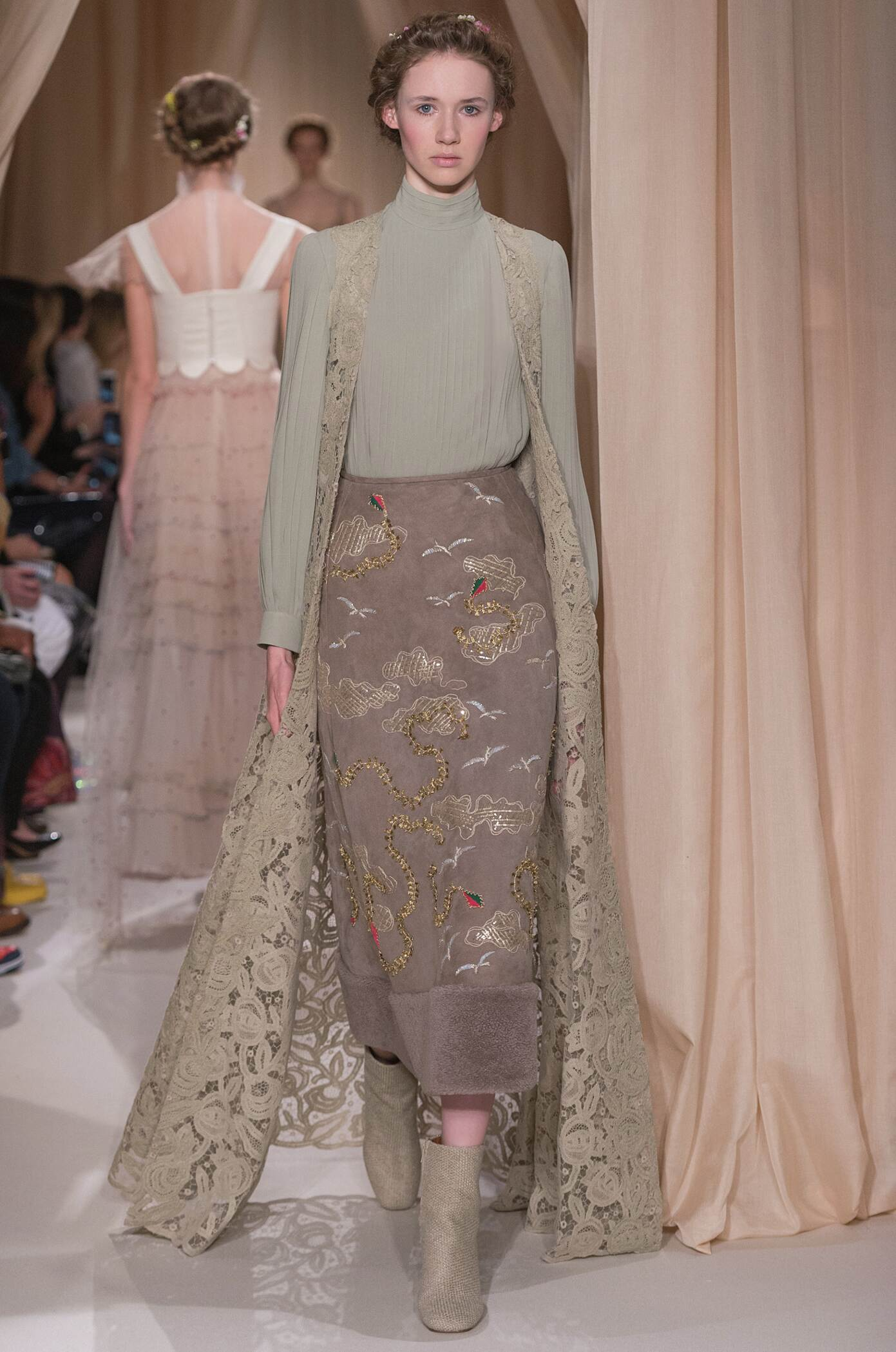 Summer 2015 Fashion Trends Valentino Haute Couture Collection