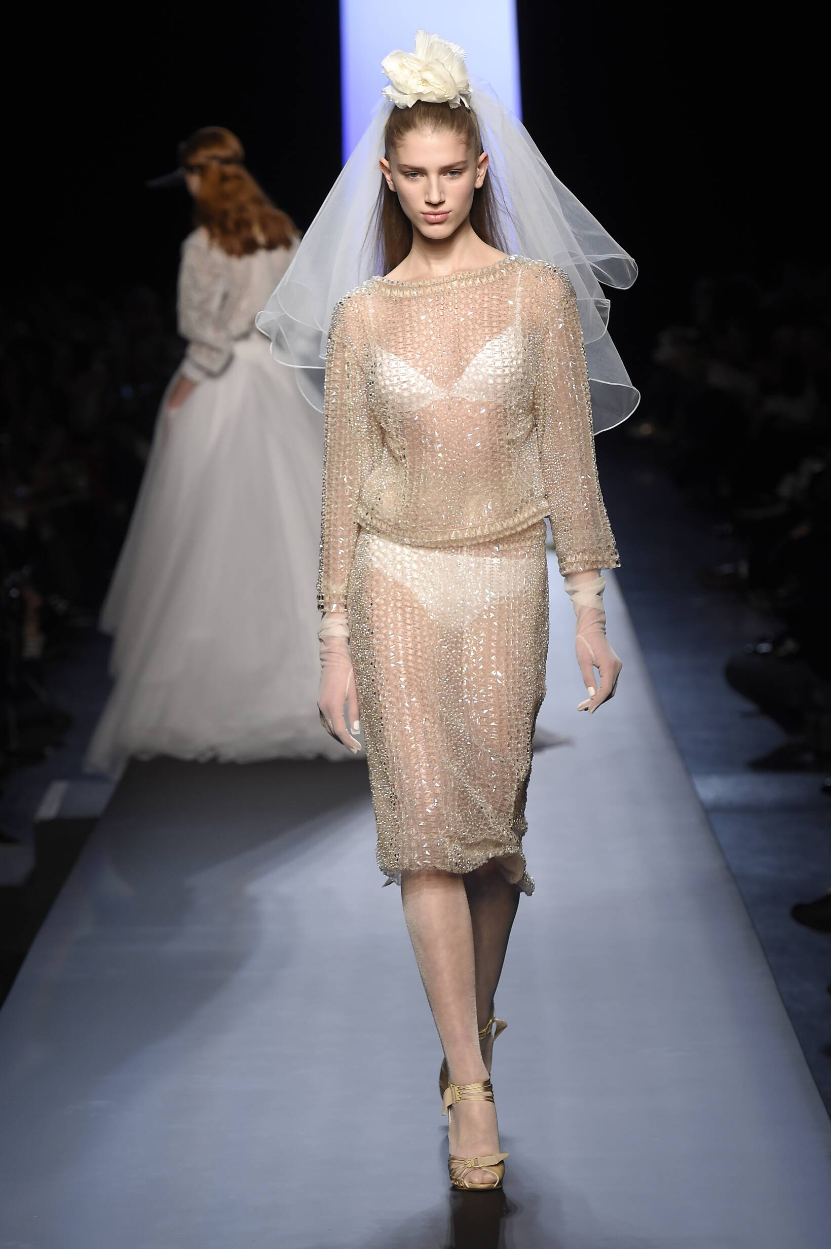 Summer 2015 Runway Jean Paul Gaultier Haute Couture