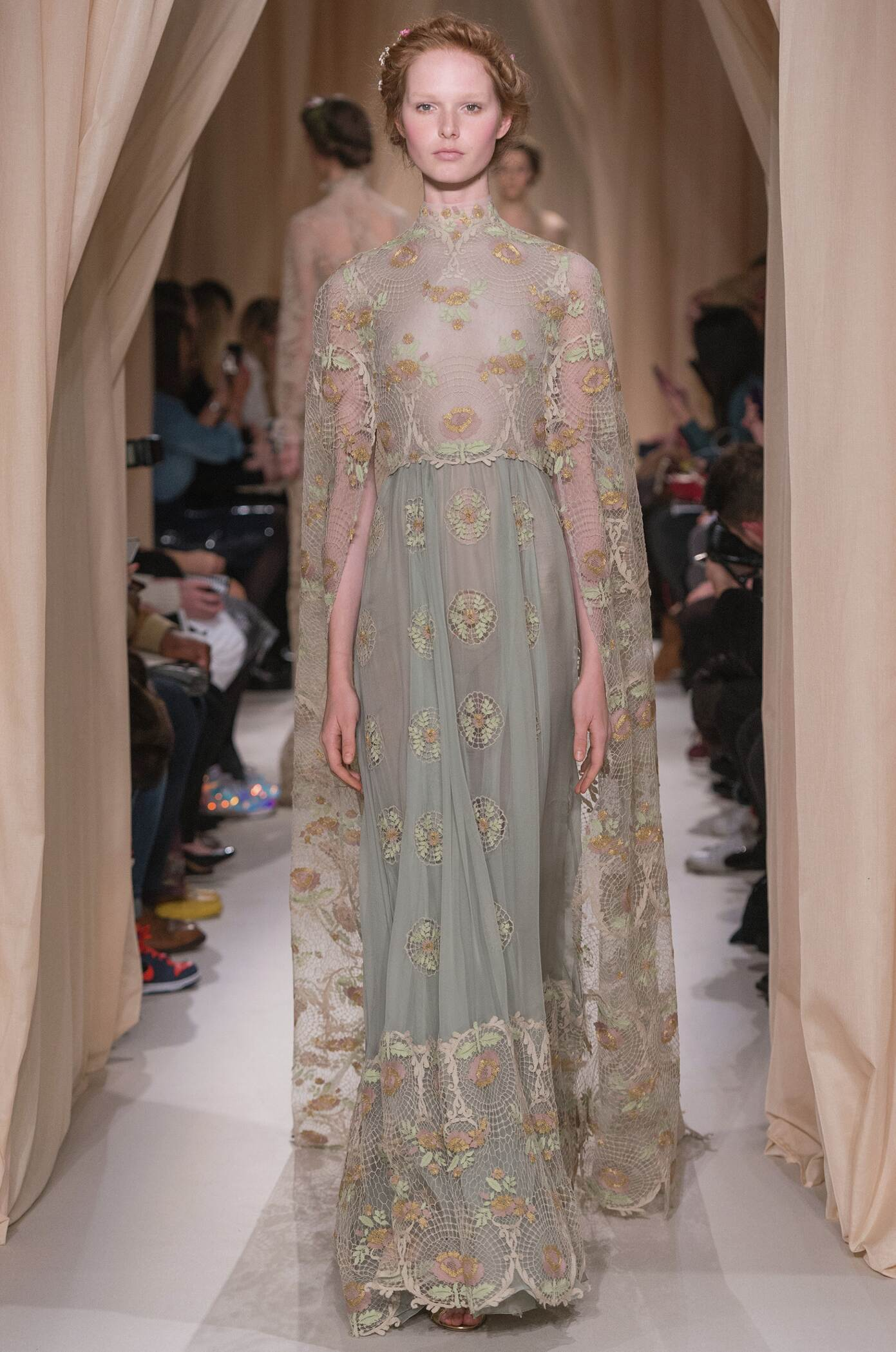 Summer Fashion Trends 2015 Valentino Haute Couture Collection