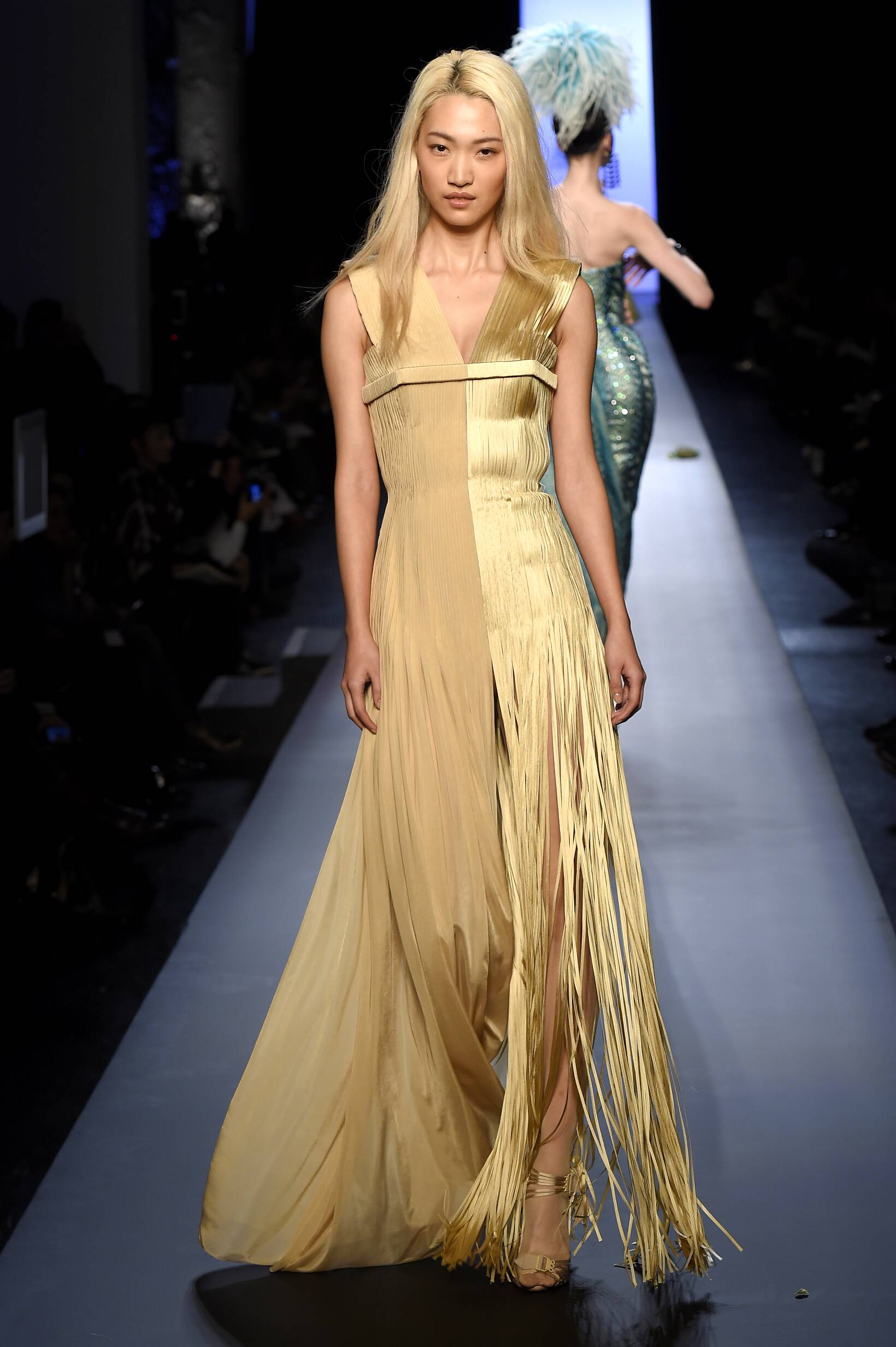 Summer Jean Paul Gaultier Haute Couture Collection Fashion Womenswear