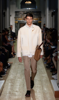 VALENTINO SPRING SUMMER 2015 MEN'S COLLECTION – PARIS FASHION WEEK