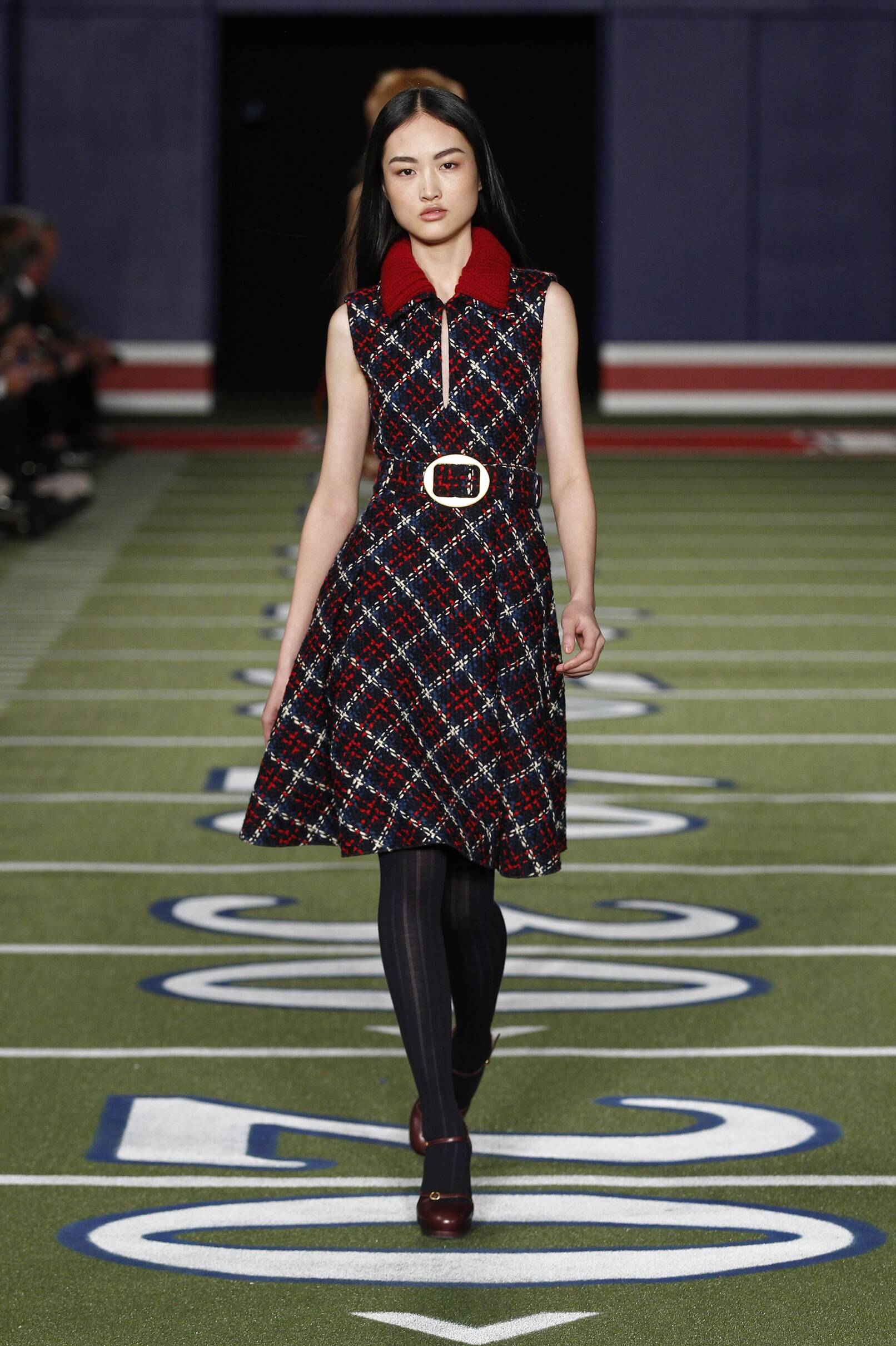 Tommy Hilfiger Collection Fall 2015 Catwalk