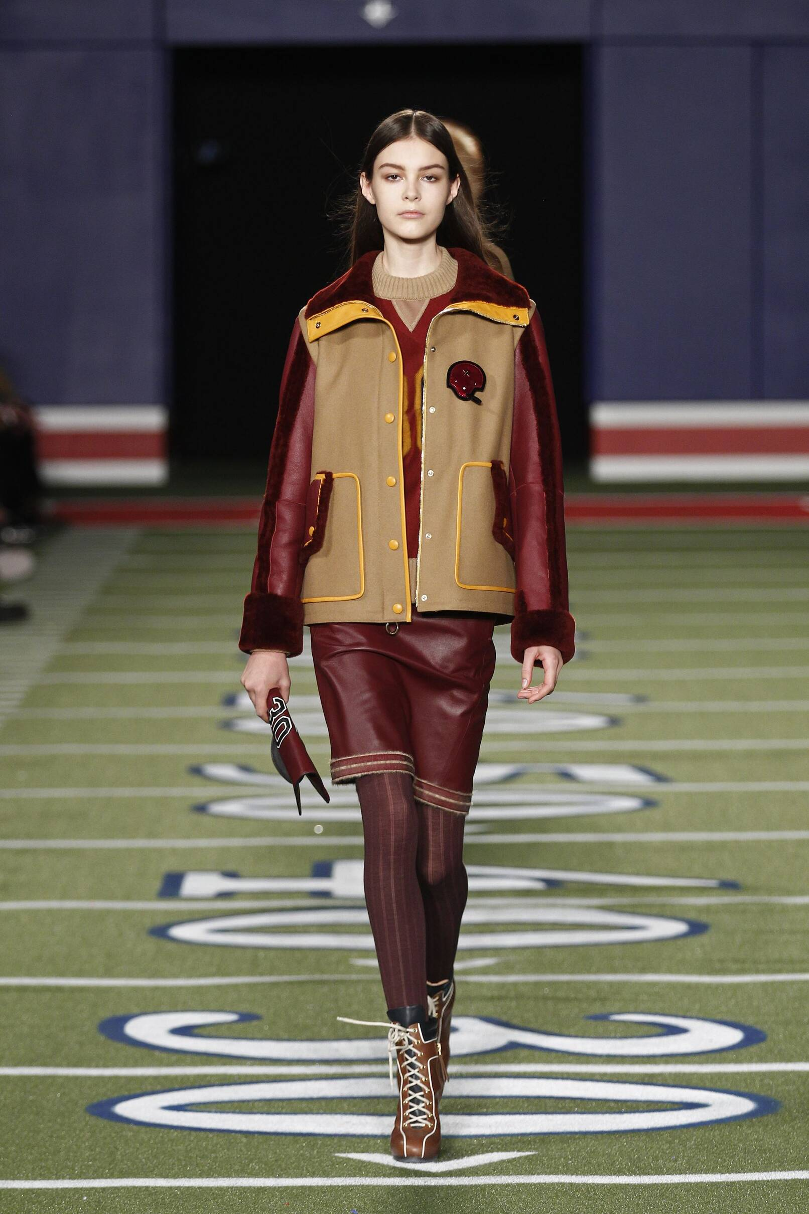 Tommy Hilfiger Collection New York Fashion Week Womenswear