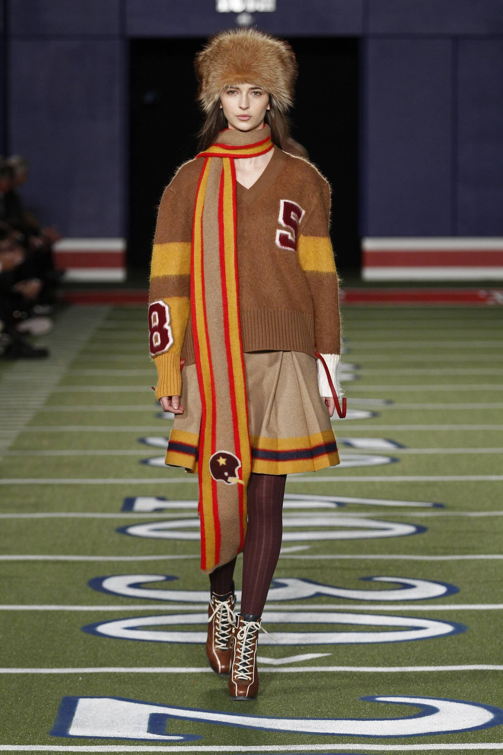 Tommy Hilfiger Collection New York Fashion Week