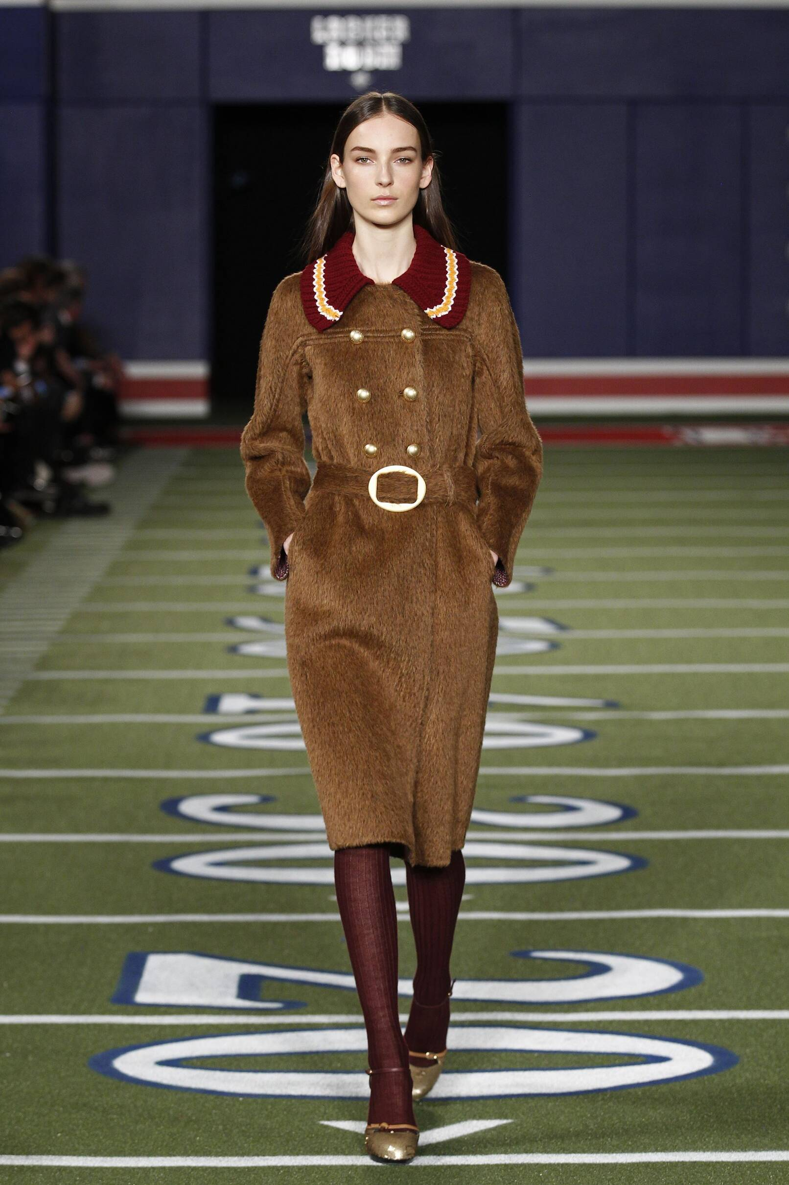 Tommy Hilfiger Collection Woman New York Fashion Week