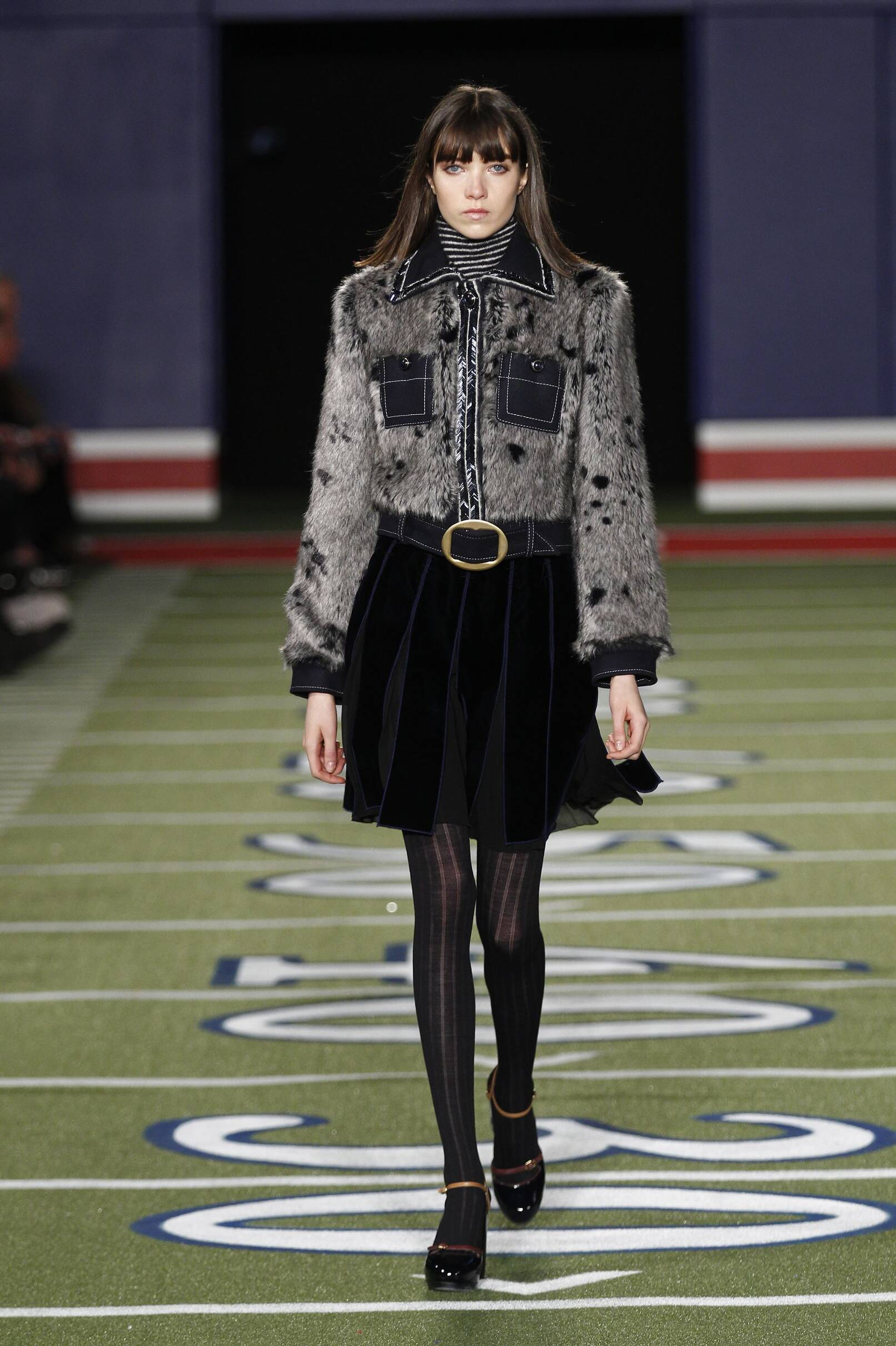 Tommy Hilfiger Collection Women's FW 2015 16 Fashion Show