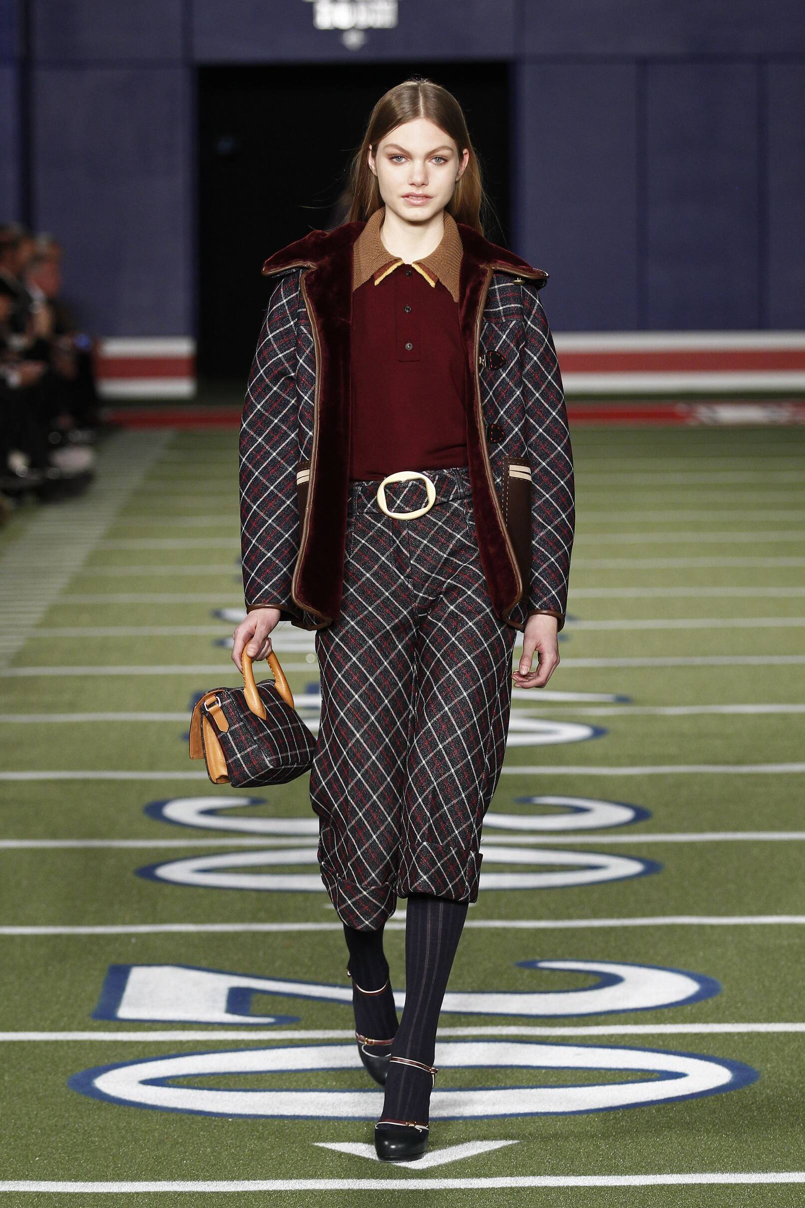 be57dc0d Tommy Hilfiger Fall Winter 2015 16 Women's Collection New York Fashion Week