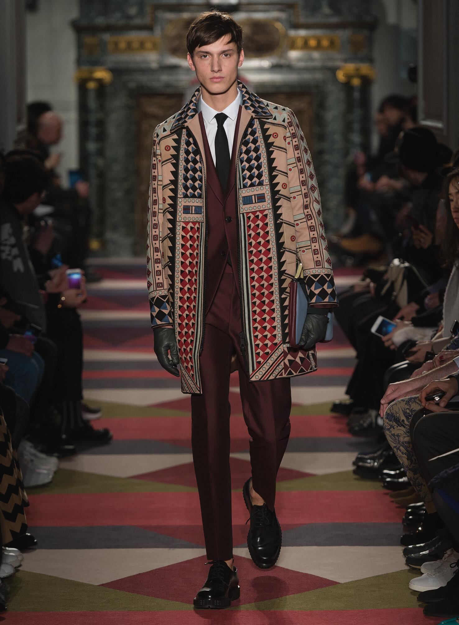 Valentino Collection Men's 2015 2016