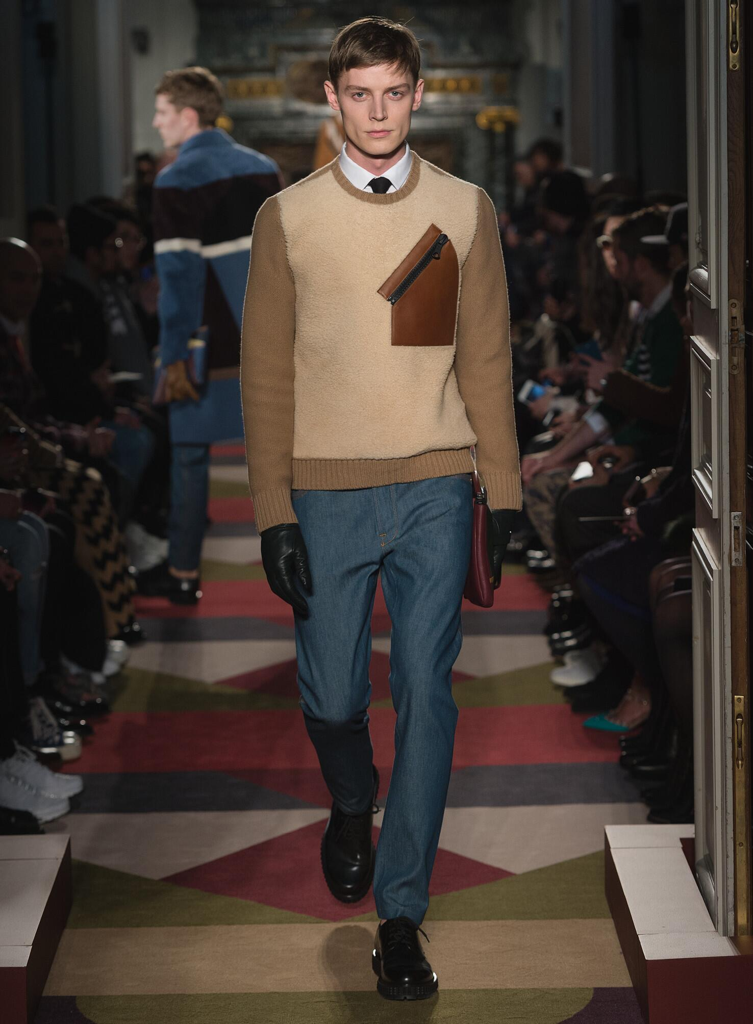 Valentino Fall Winter 2015 16 Mens Collection Paris Fashion Week
