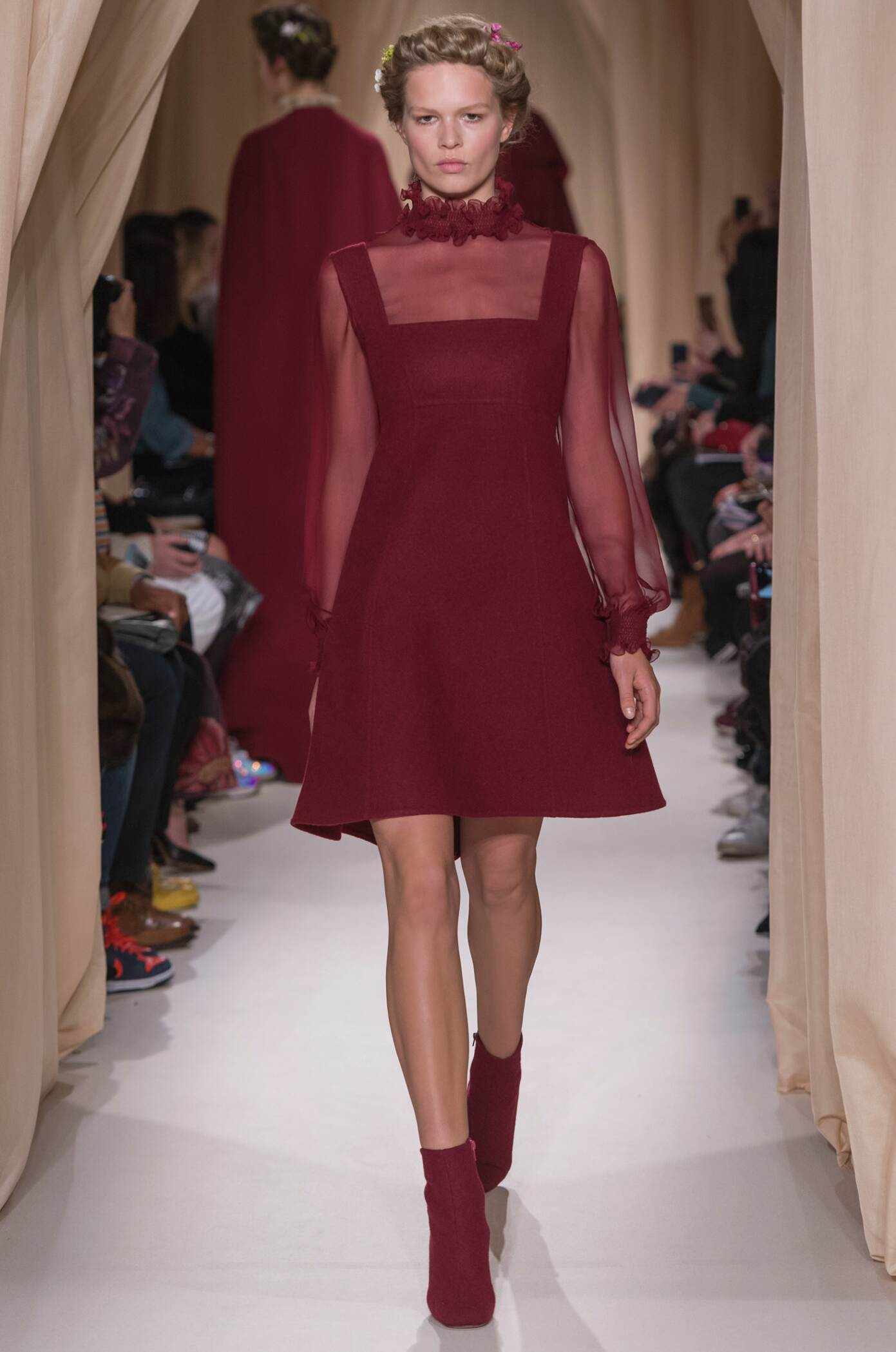 Valentino Haute Couture Collection Catwalk
