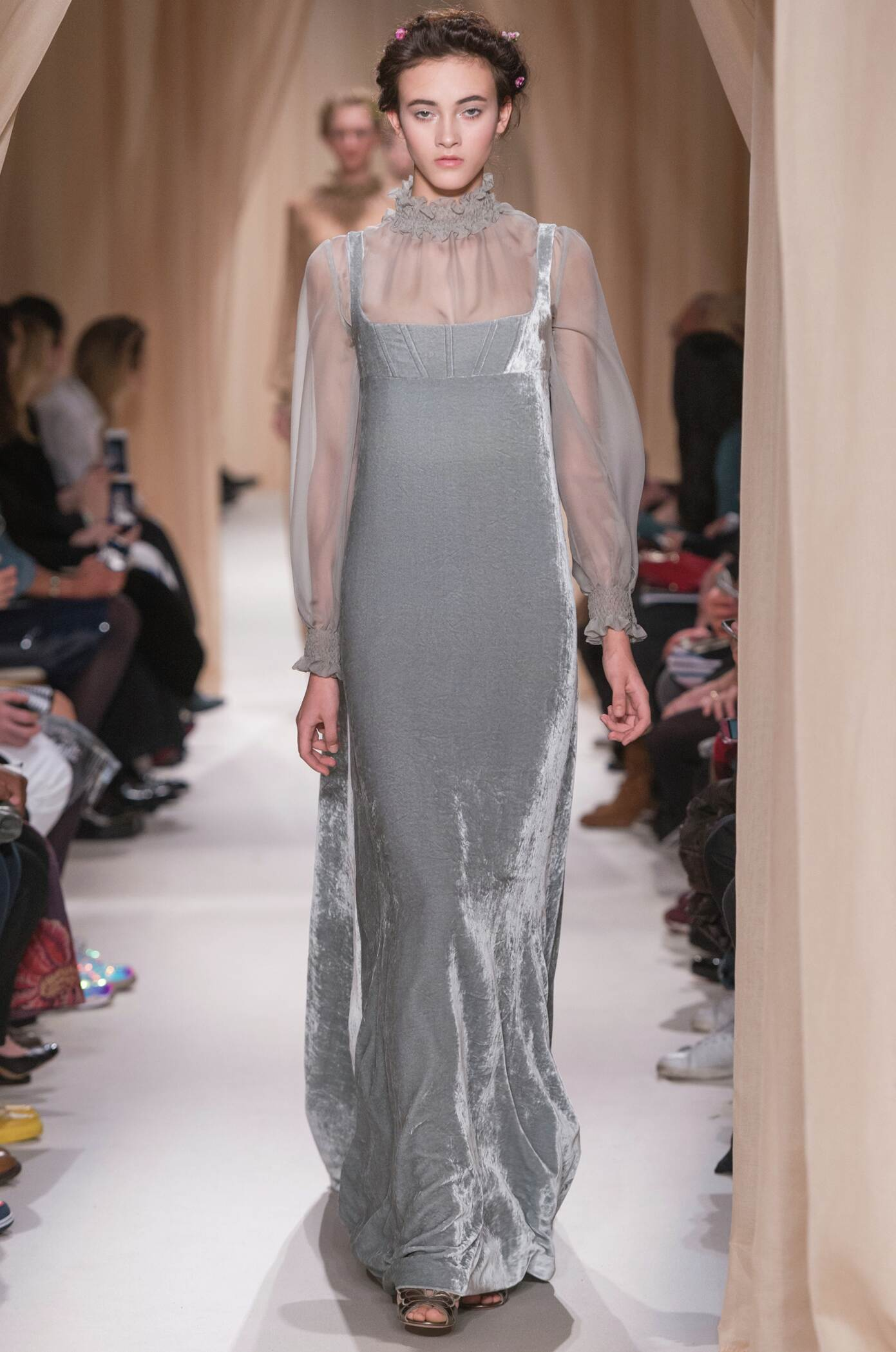 Valentino Haute Couture Collection Paris Fashion Week Womenswear