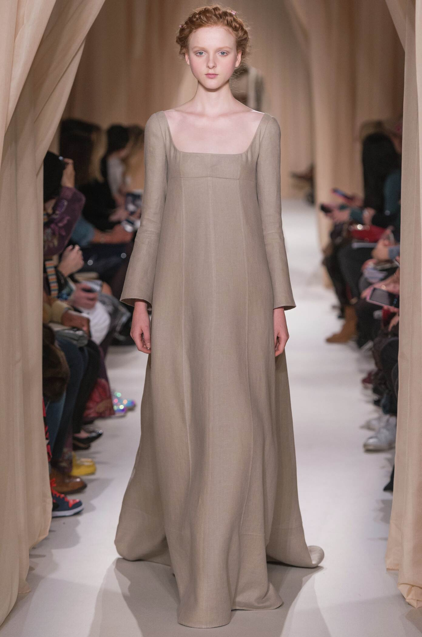 Valentino Haute Couture Collection Paris Fashion Week