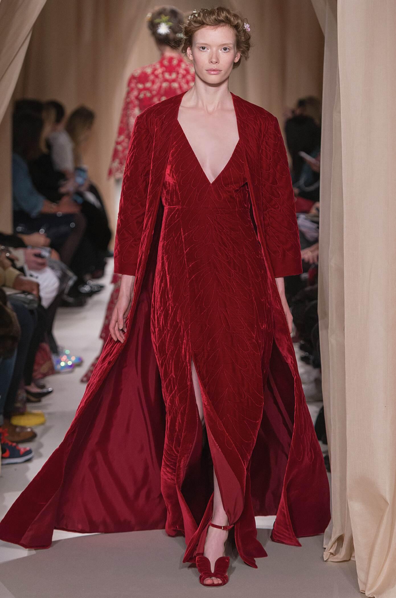 Valentino Haute Couture Spring Summer 2015 Women S