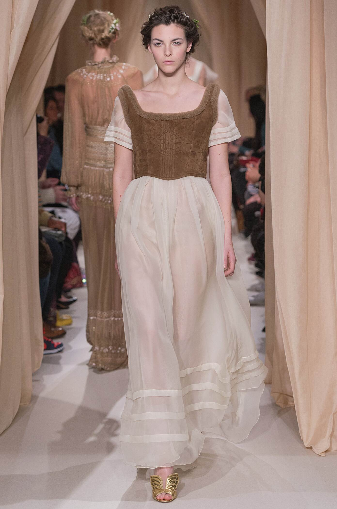 Valentino Haute Couture Collection Woman Paris Fashion Week