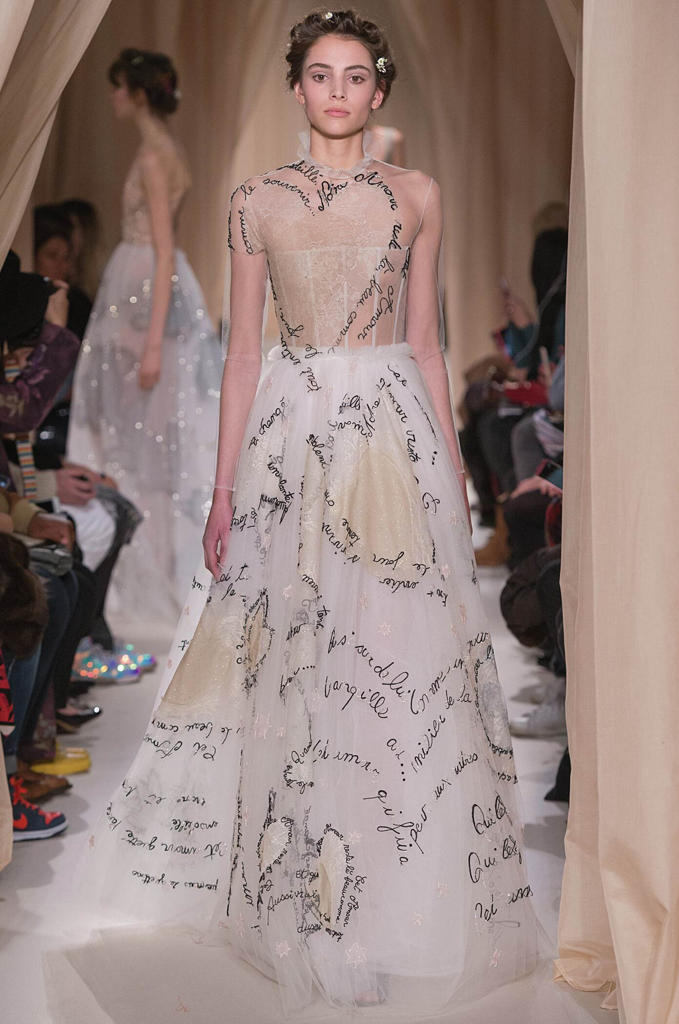 Valentino Haute Couture Collection Women's SS 2015 Fashion Show