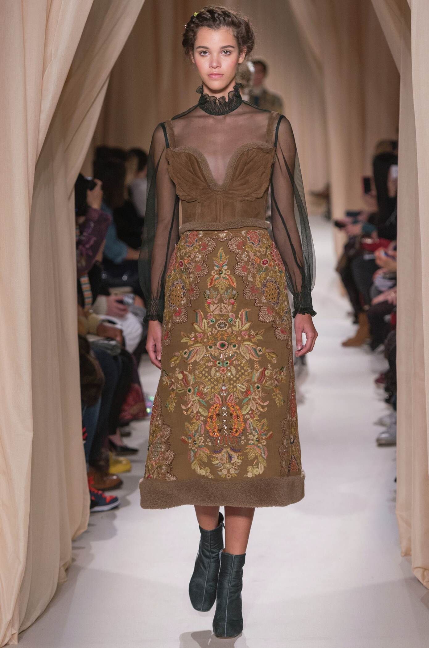 Valentino Haute Couture Women's Collection 2015