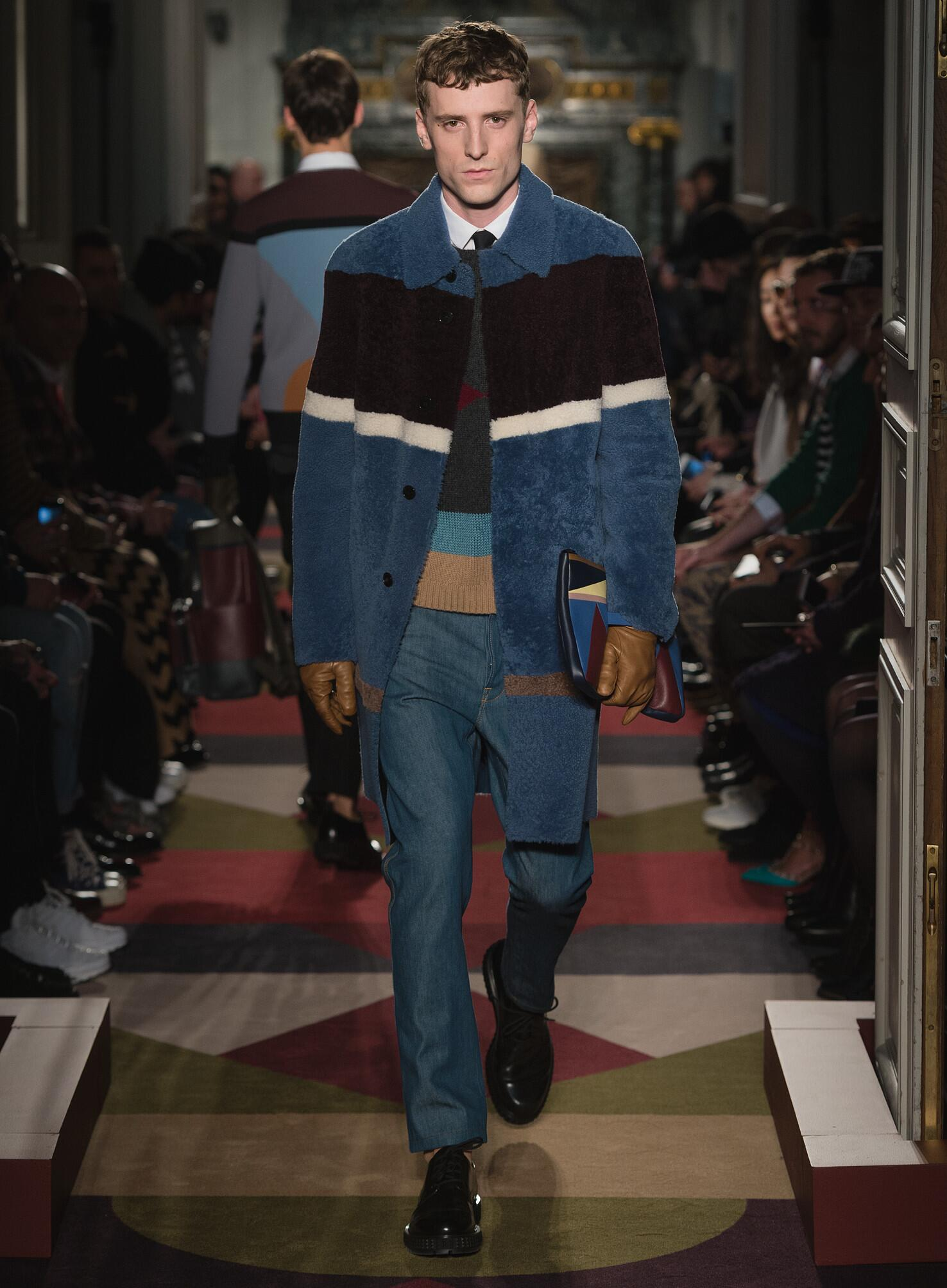 Valentino Men's Collection 2015 2016