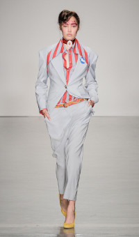 VIVIENNE WESTWOOD RED LABEL SPRING SUMMER 2015 WOMEN'S COLLECTION – LONDON FASHION WEEK