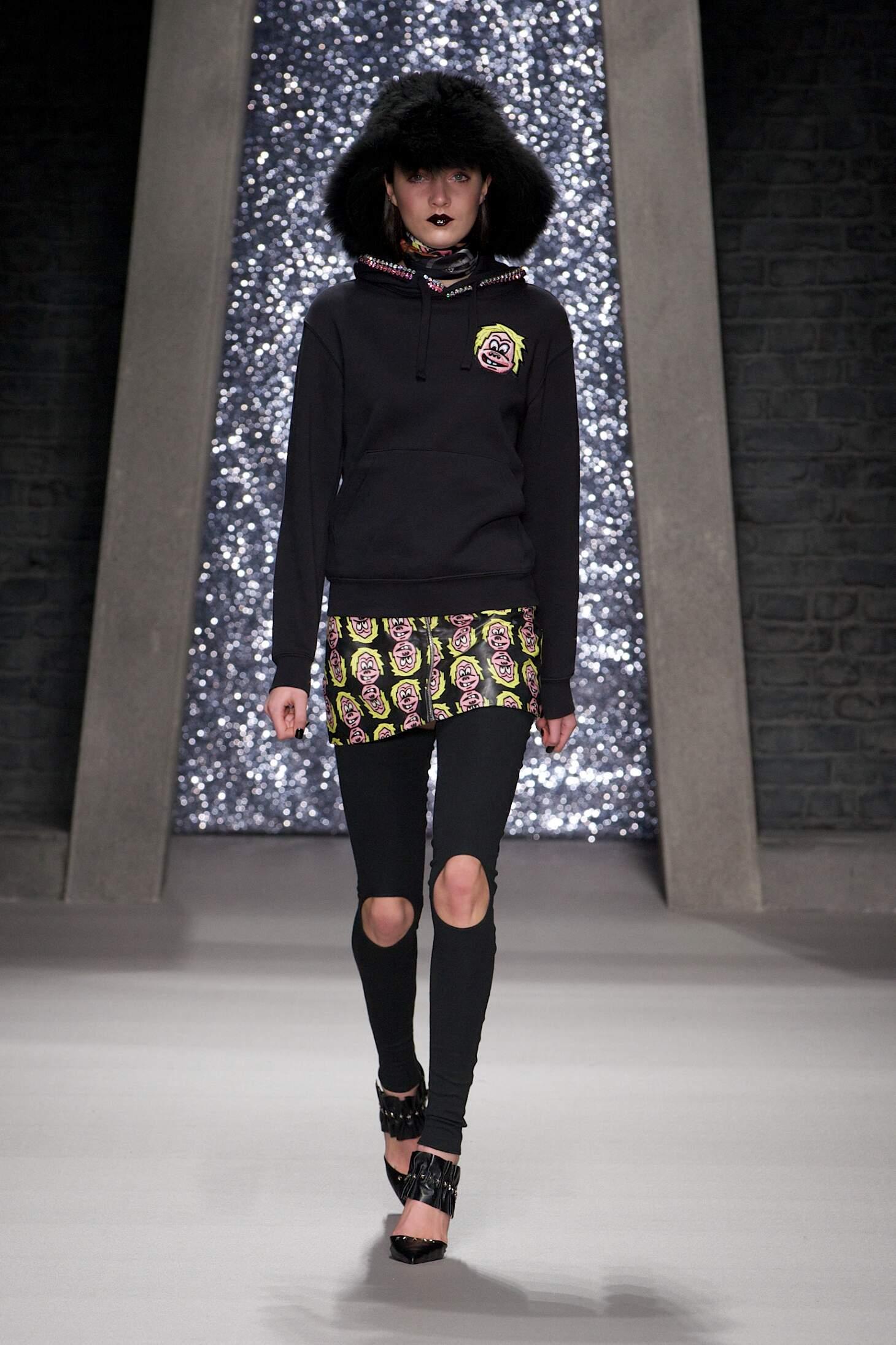 Winter 2015 Fashion Show Ashley Williams Collection