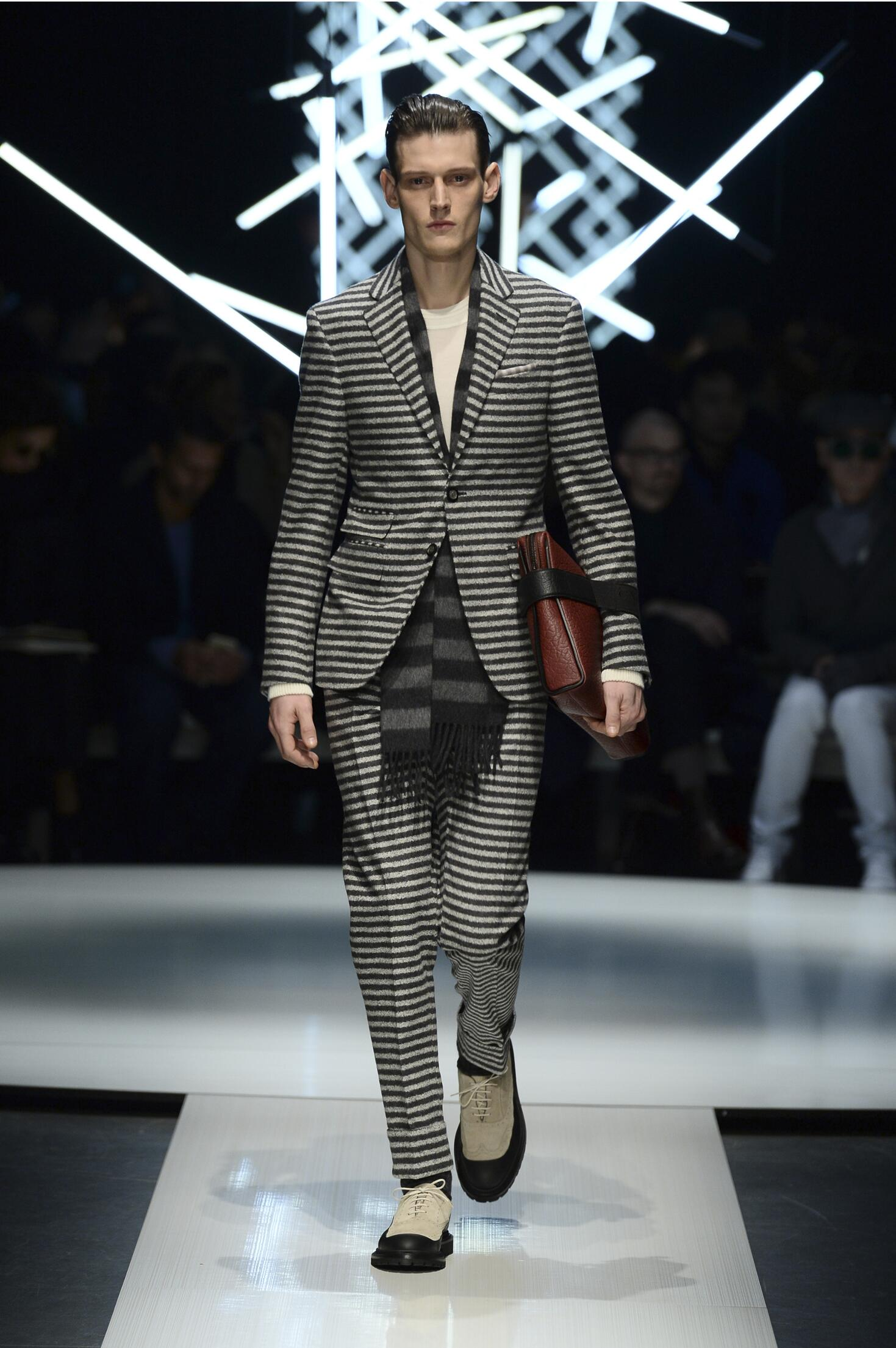 Winter 2015 Fashion Show Canali Collection