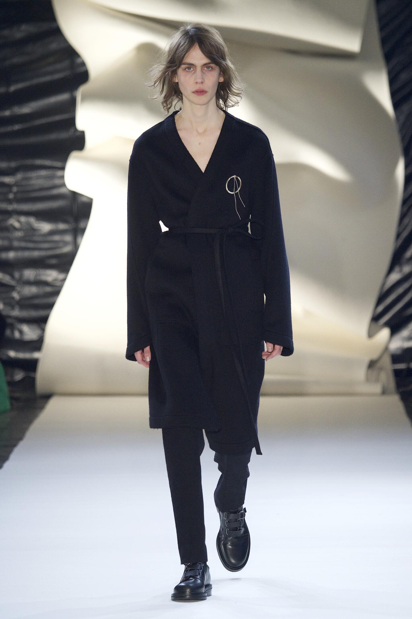 Winter 2015 Fashion Show Damir Doma Collection