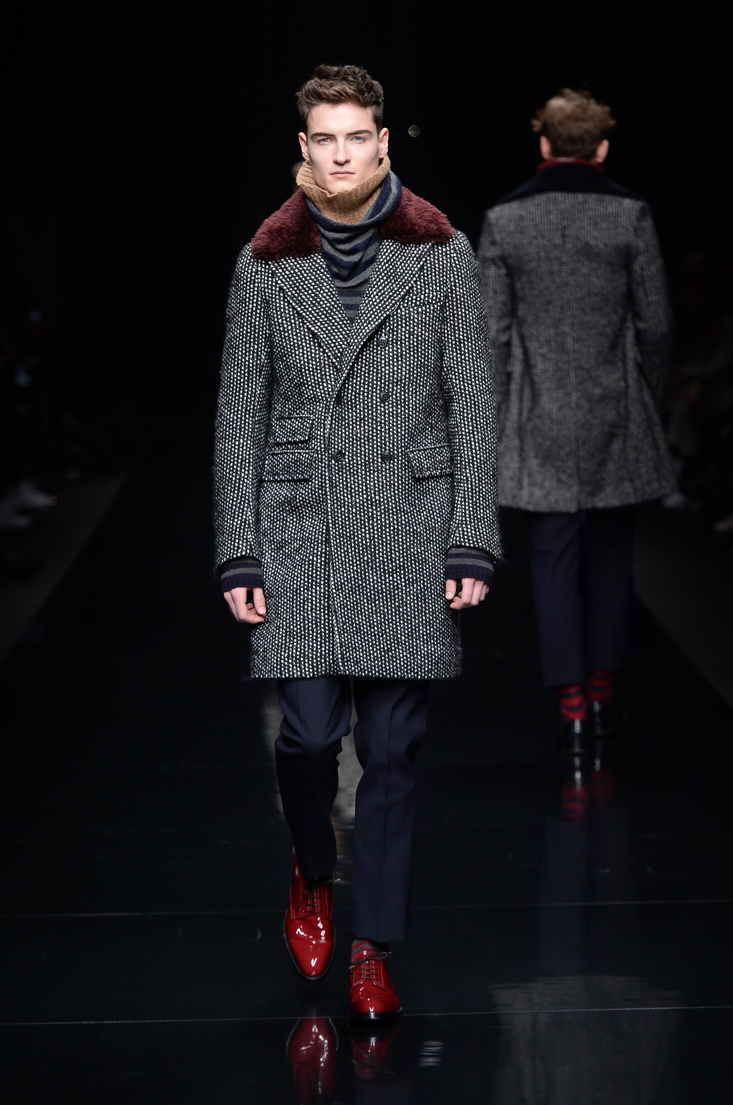 Winter 2015 Fashion Show Ermanno Scervino Collection