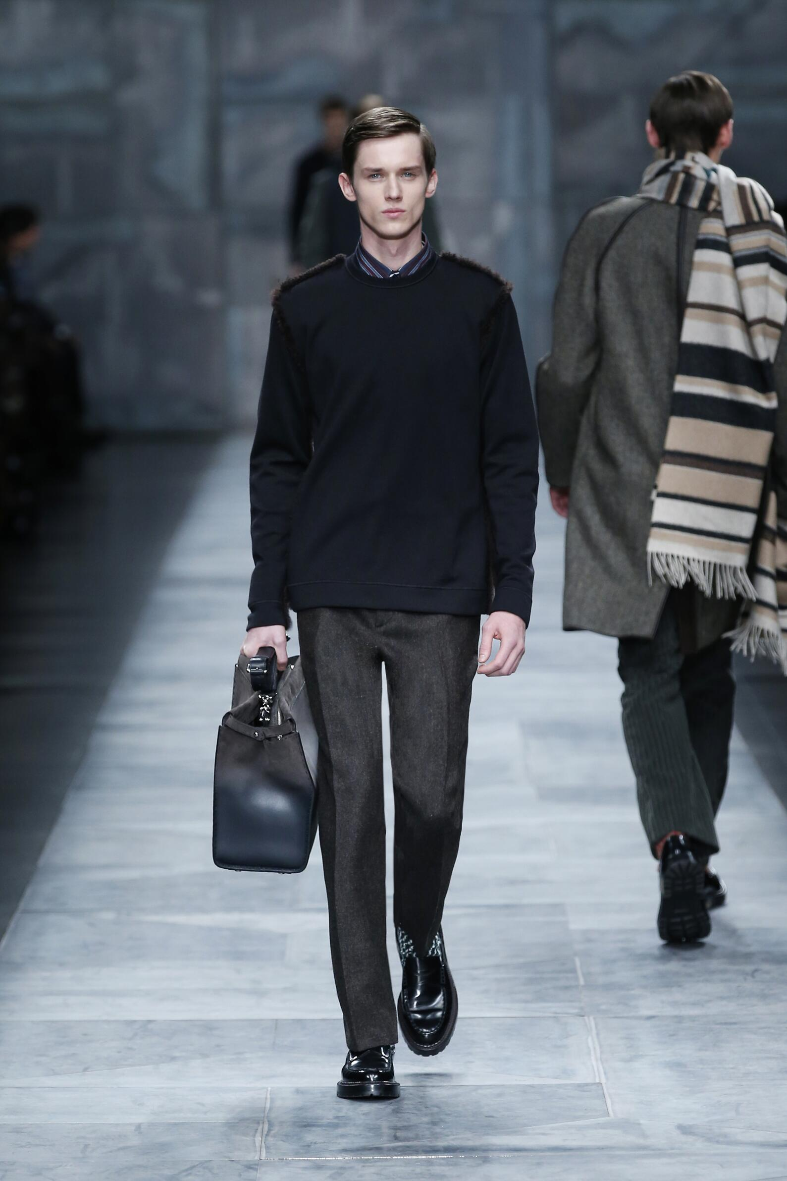 Winter 2015 Fashion Show Fendi Collection